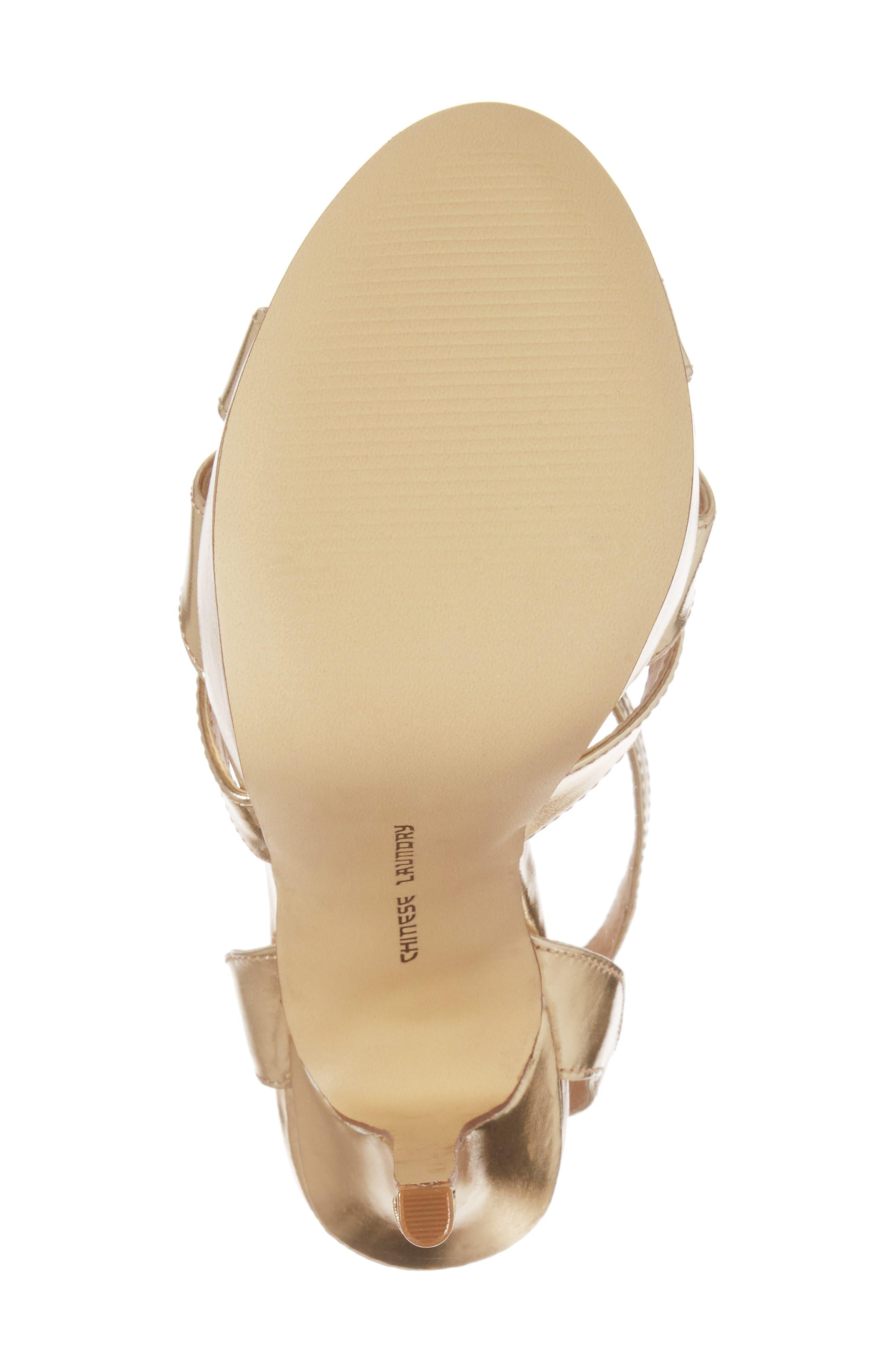 Alyssa Strappy Platform Sandal,                             Alternate thumbnail 12, color,
