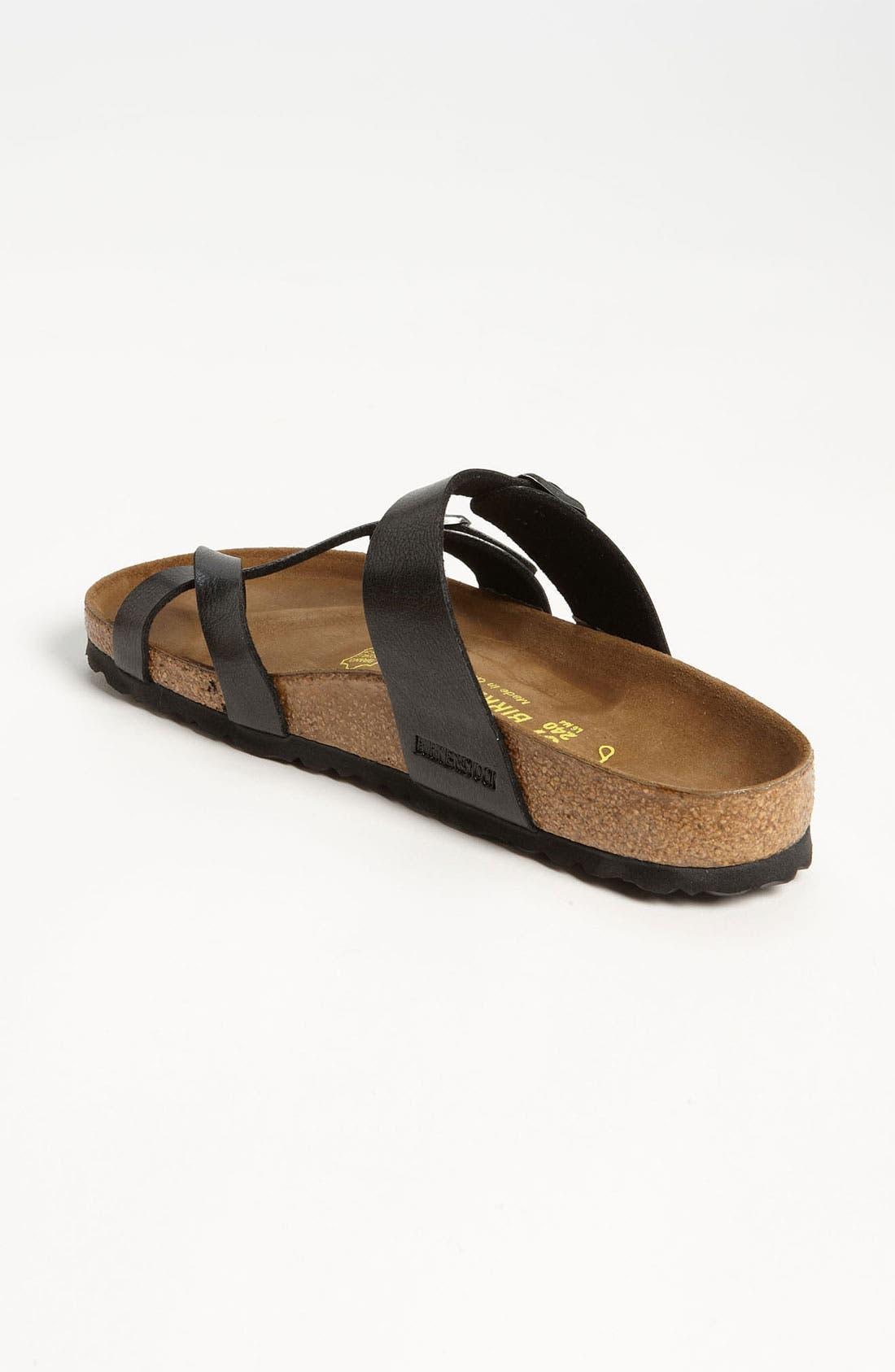 'Mayari' Birko-Flor<sup>™</sup> Sandal,                             Alternate thumbnail 40, color,