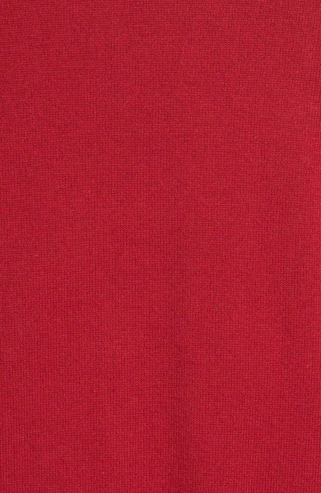 'Jersey Sport' Cotton Blend Crewneck Sweater,                             Alternate thumbnail 40, color,
