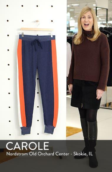 Jack Varsity Stripe Jogger Pants, sales video thumbnail