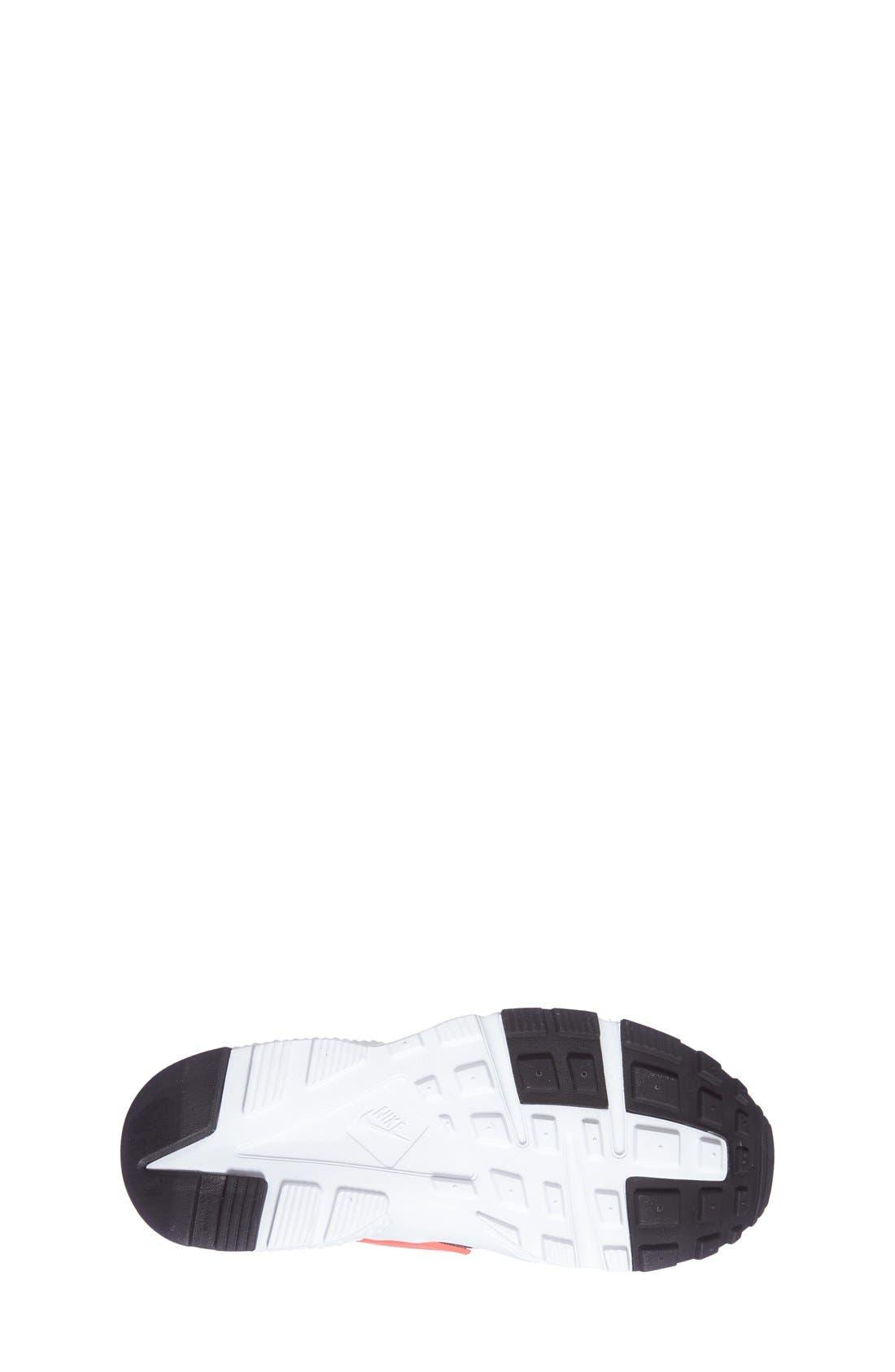 NIKE,                             'Huarache' Sneaker,                             Alternate thumbnail 2, color,                             010