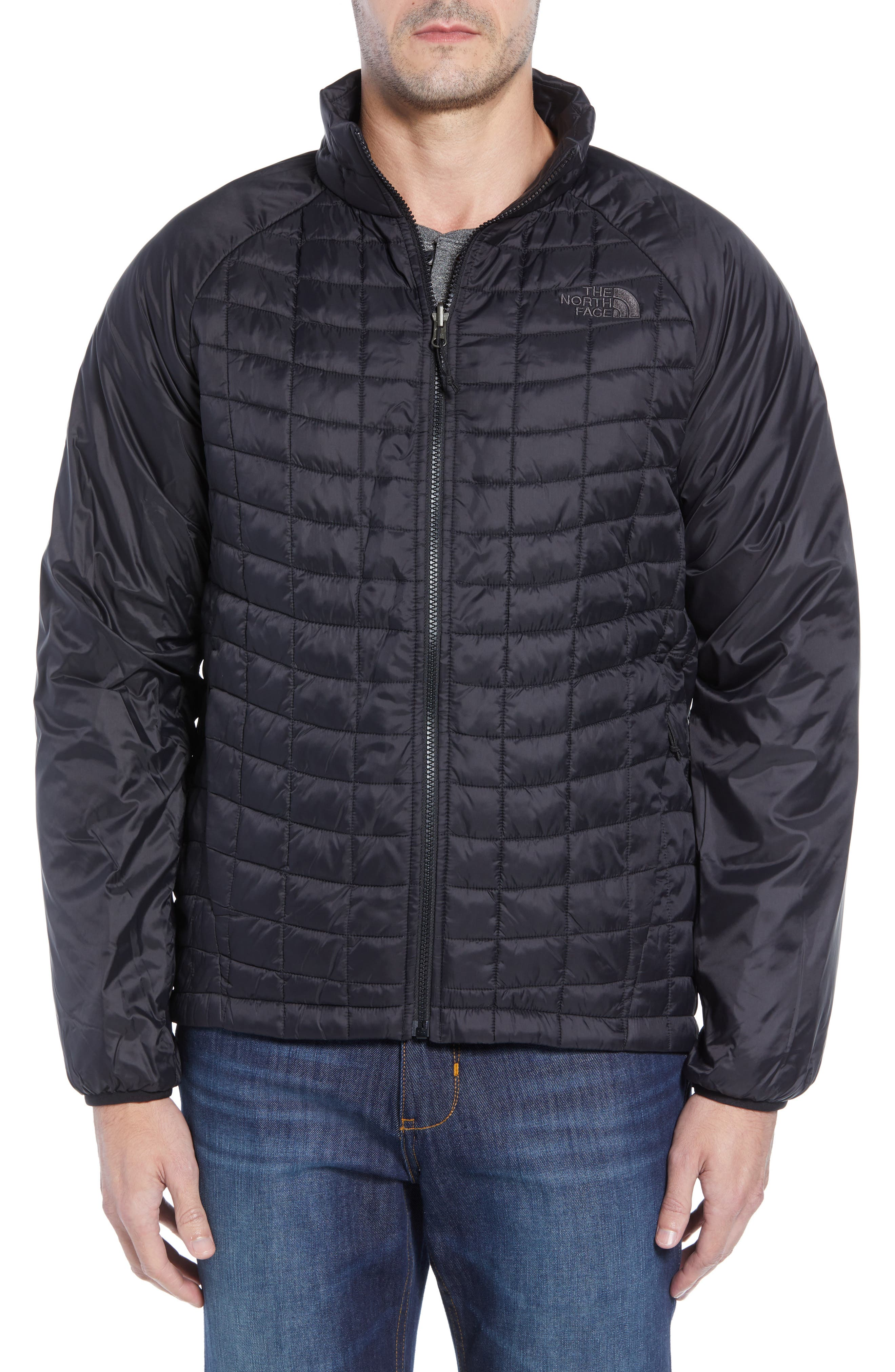 ThermoBall TriClimate<sup>®</sup> 3-in-1 Jacket,                             Alternate thumbnail 2, color,                             TNF BLACK/TNF BLACK