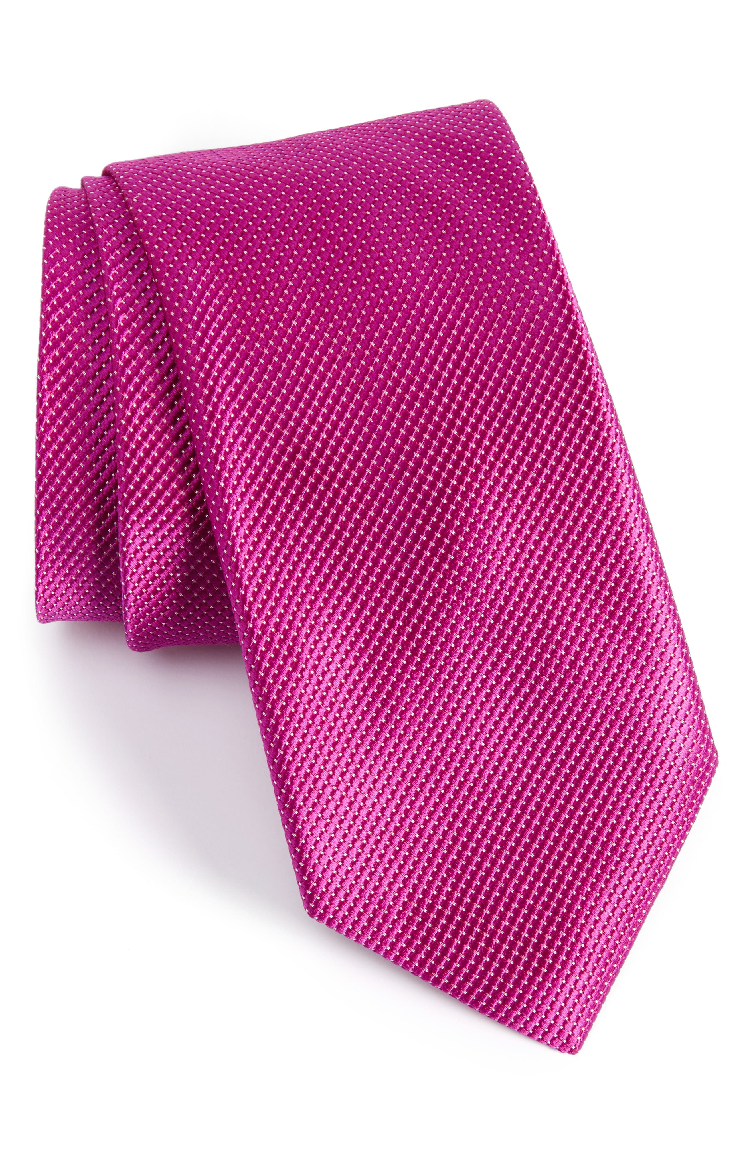 Solid Silk Tie,                             Main thumbnail 41, color,