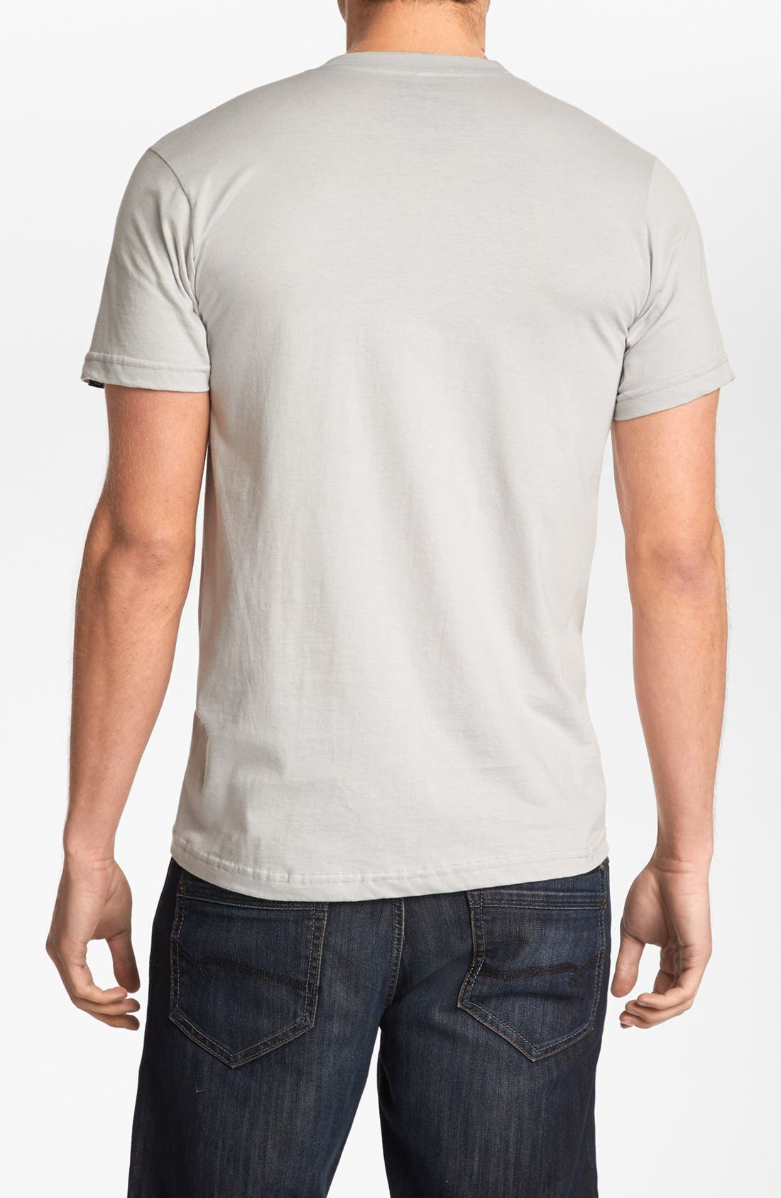 CASUAL INDUSTREES,                             'OR Brah Map' T-Shirt,                             Alternate thumbnail 2, color,                             045