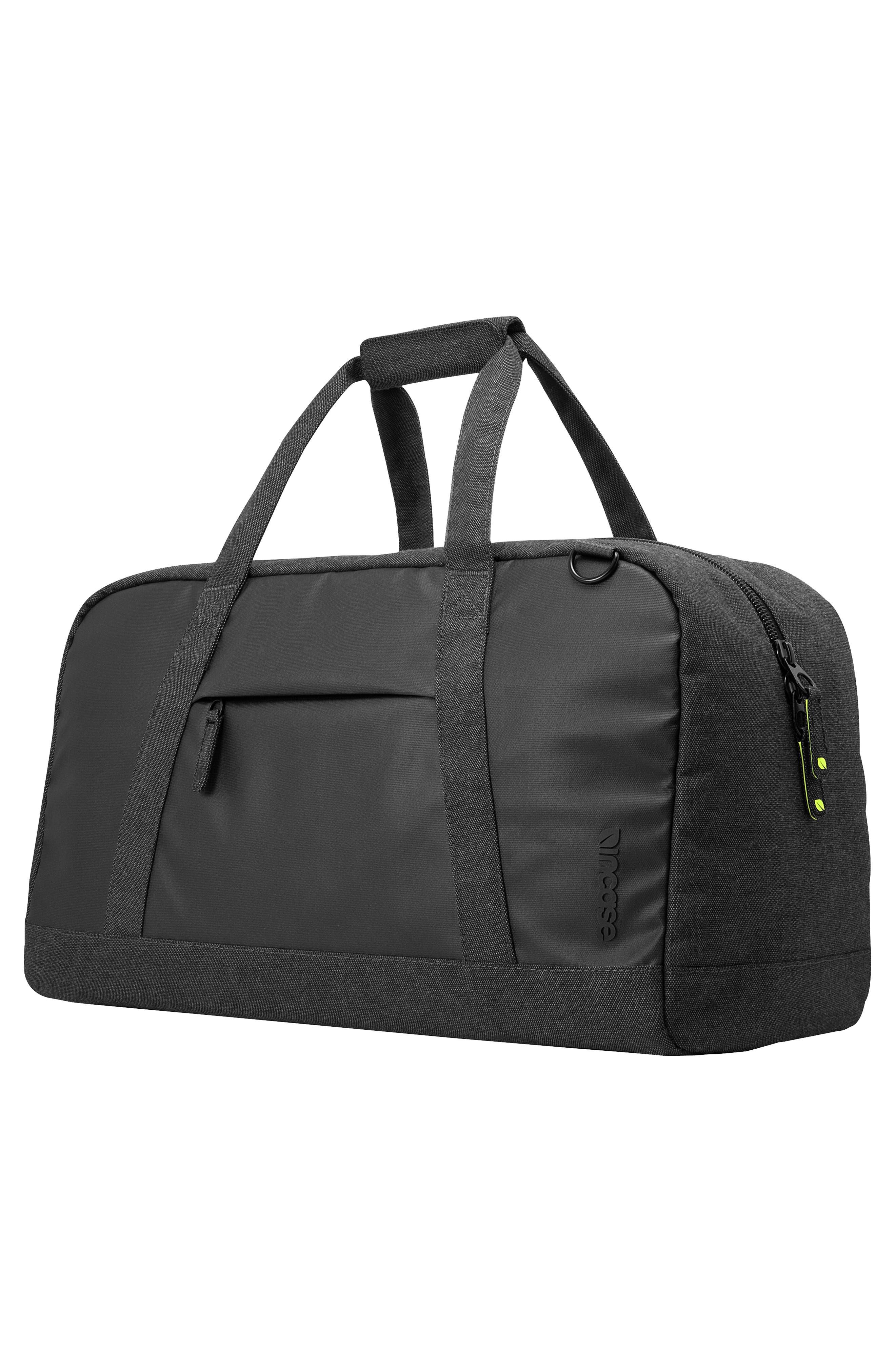 INCASE DESIGNS,                             EO Duffel Bag,                             Alternate thumbnail 2, color,                             BLACK