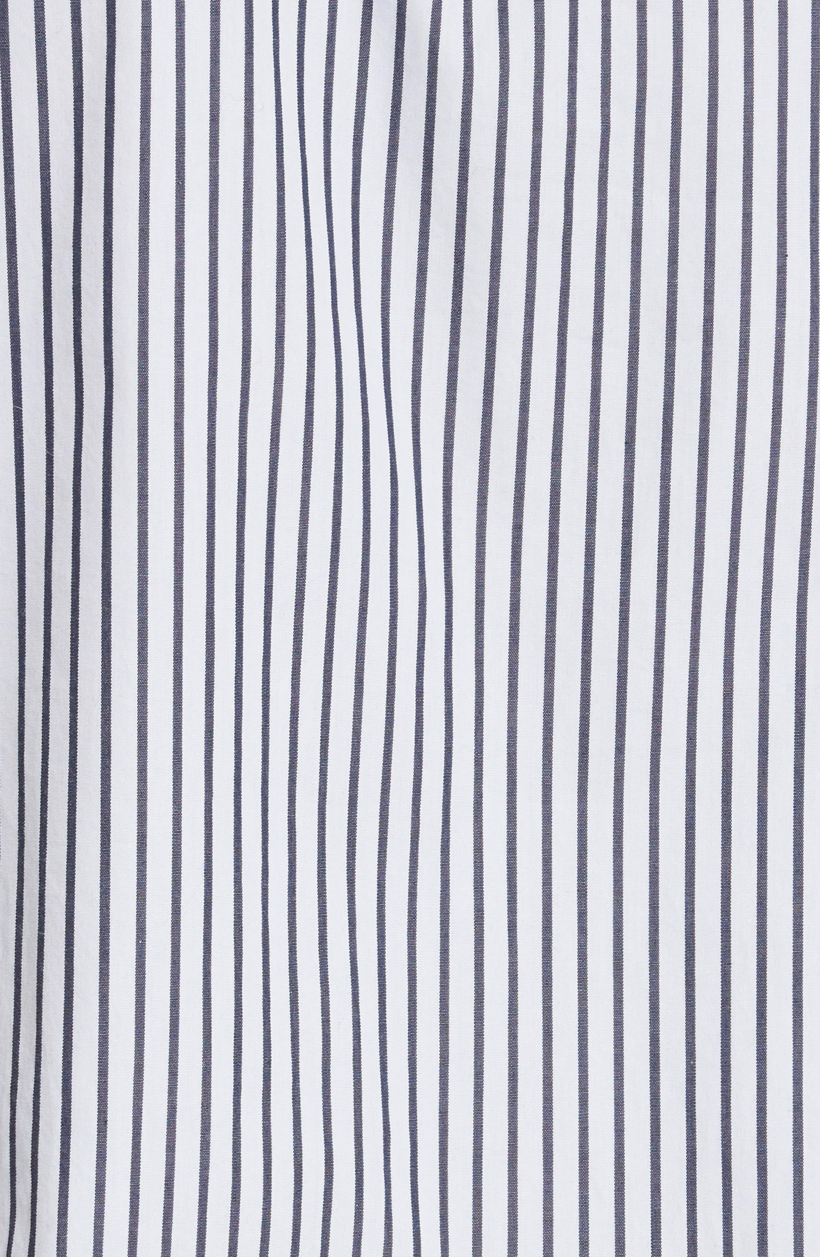 Stripe Bodysuit,                             Alternate thumbnail 5, color,