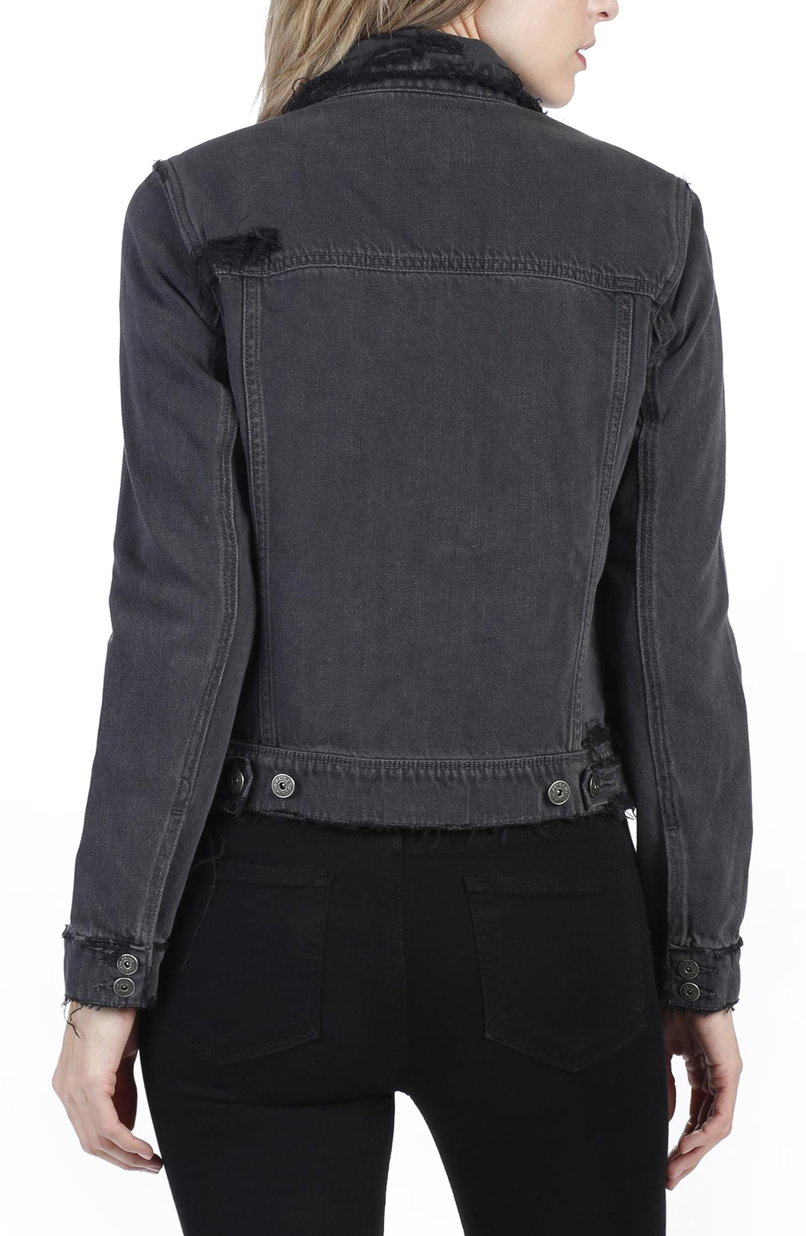 Rowan Denim Jacket,                             Alternate thumbnail 2, color,