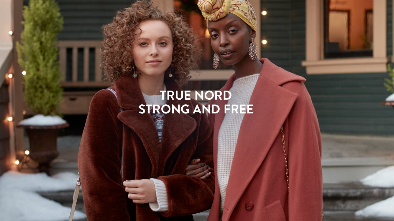True Nord strong and free.
