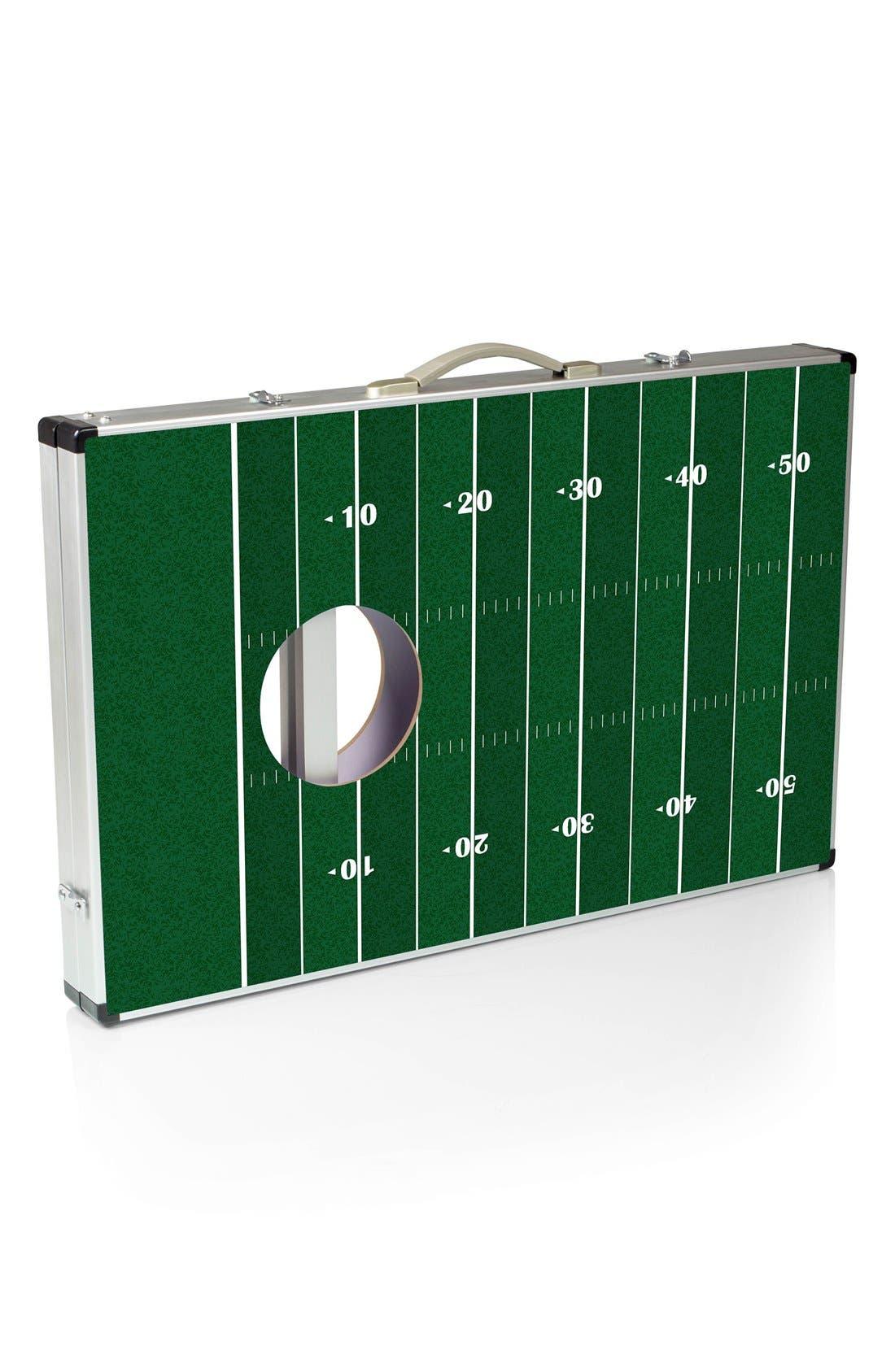 'Football' Bean Bag Toss Game,                             Alternate thumbnail 2, color,                             GREEN