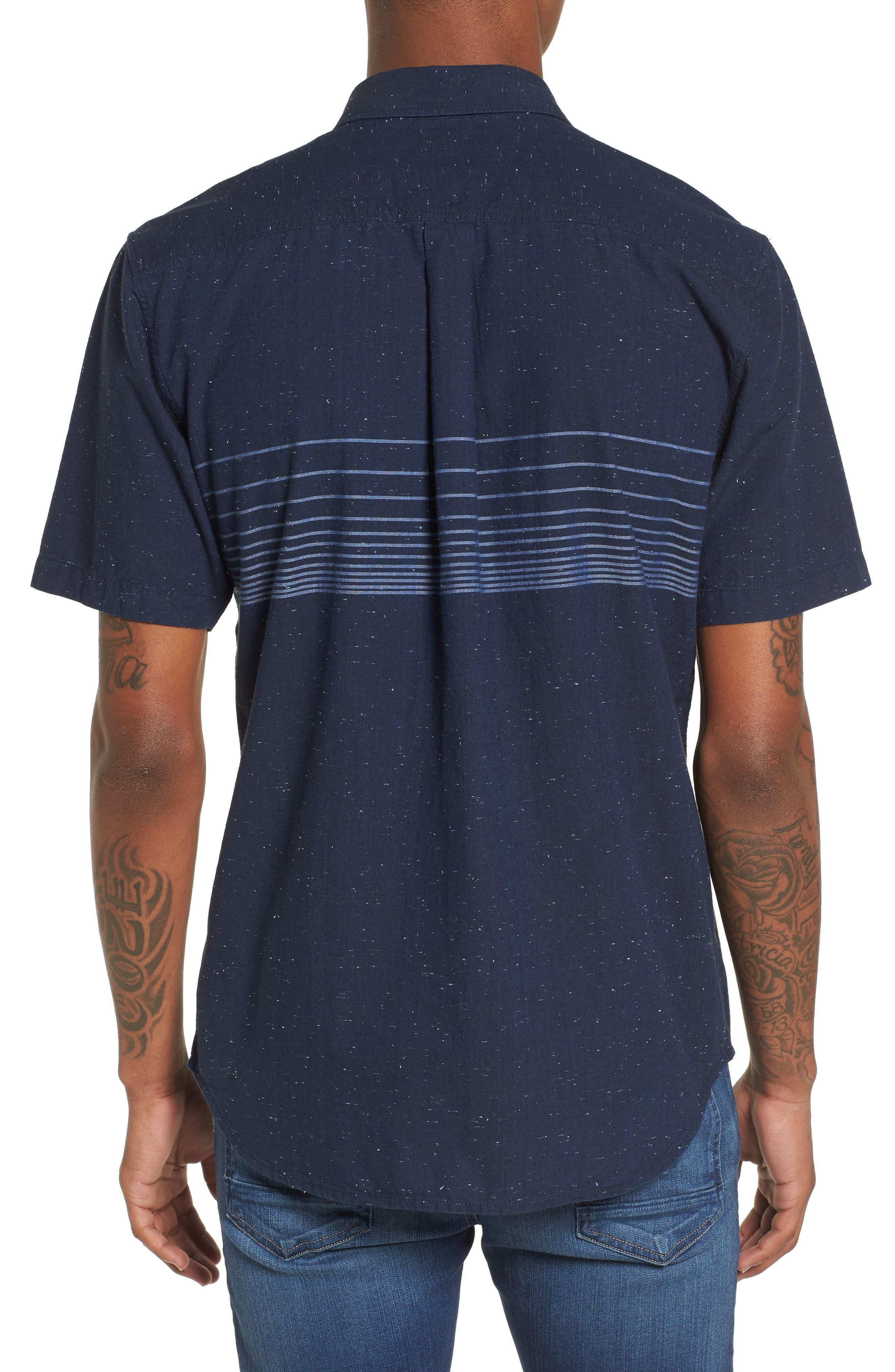 Gillis Woven Shirt,                             Alternate thumbnail 2, color,