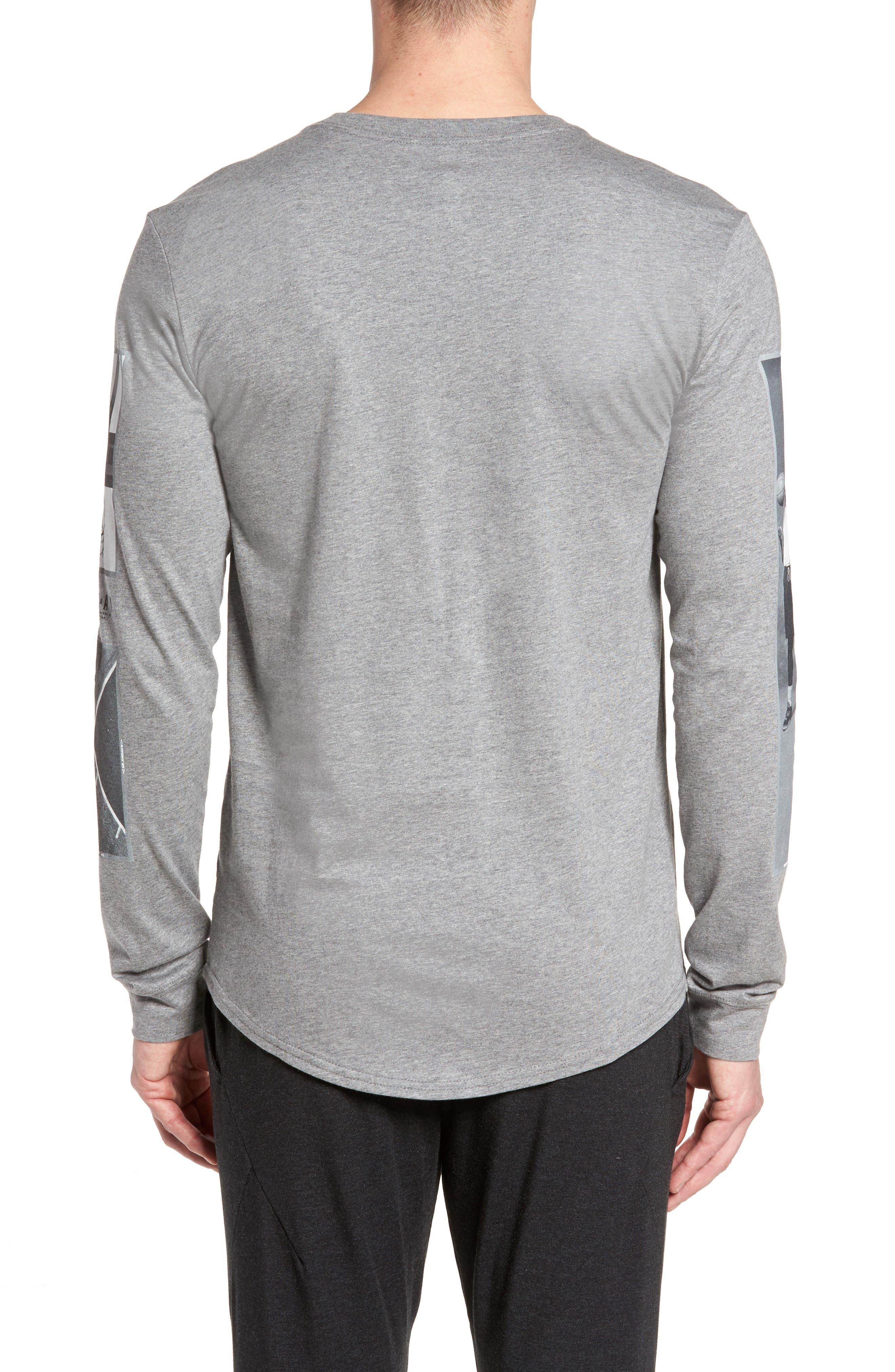 Sportswear Photo Sleeve T-Shirt,                             Alternate thumbnail 4, color,