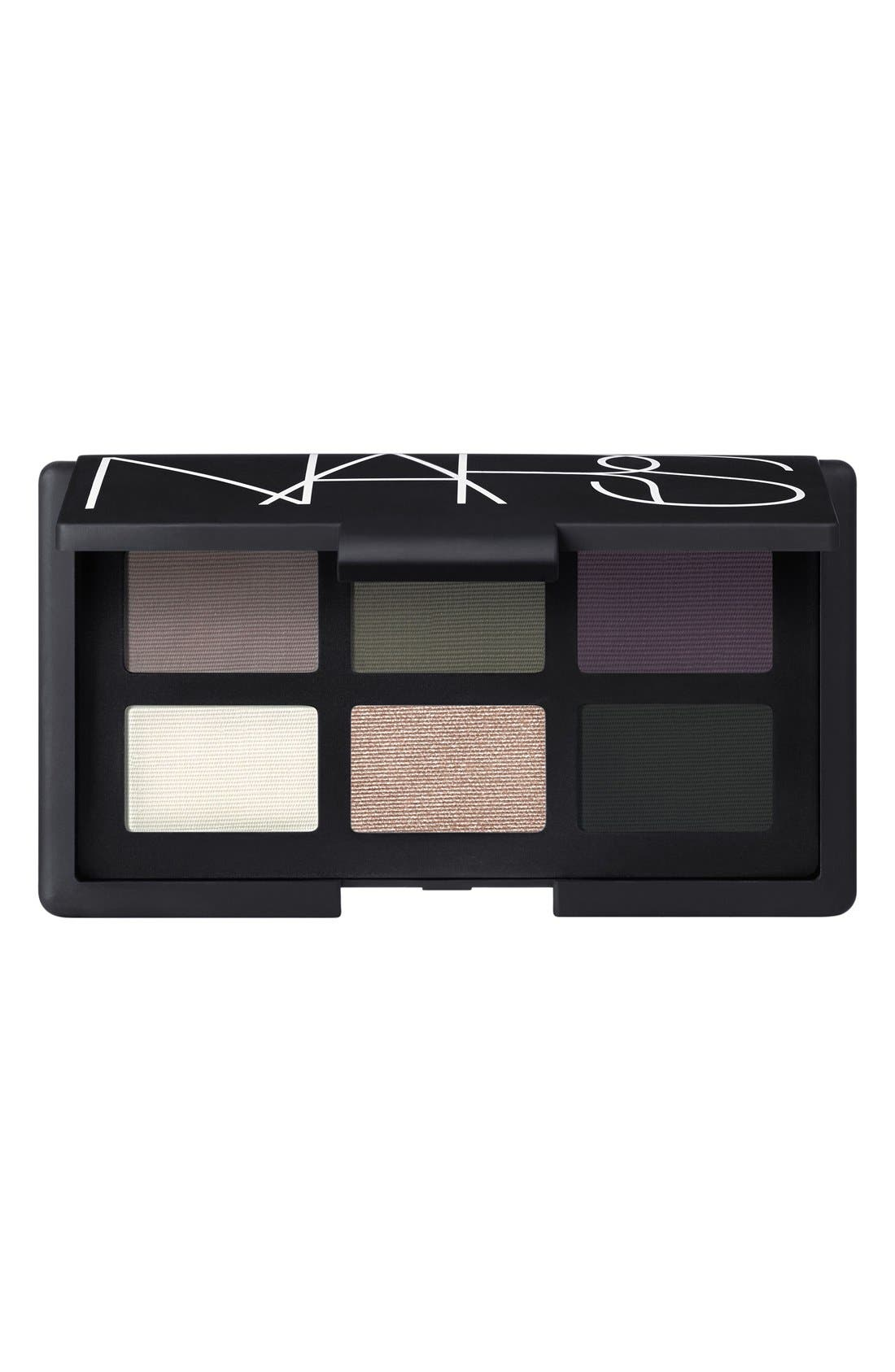'Eye-Opening Act - Inoubliable Coup d'Oeil' Eyeshadow Palette,                             Main thumbnail 1, color,                             000