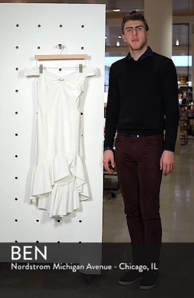 Genoa Off the Shoulder Dress, sales video thumbnail