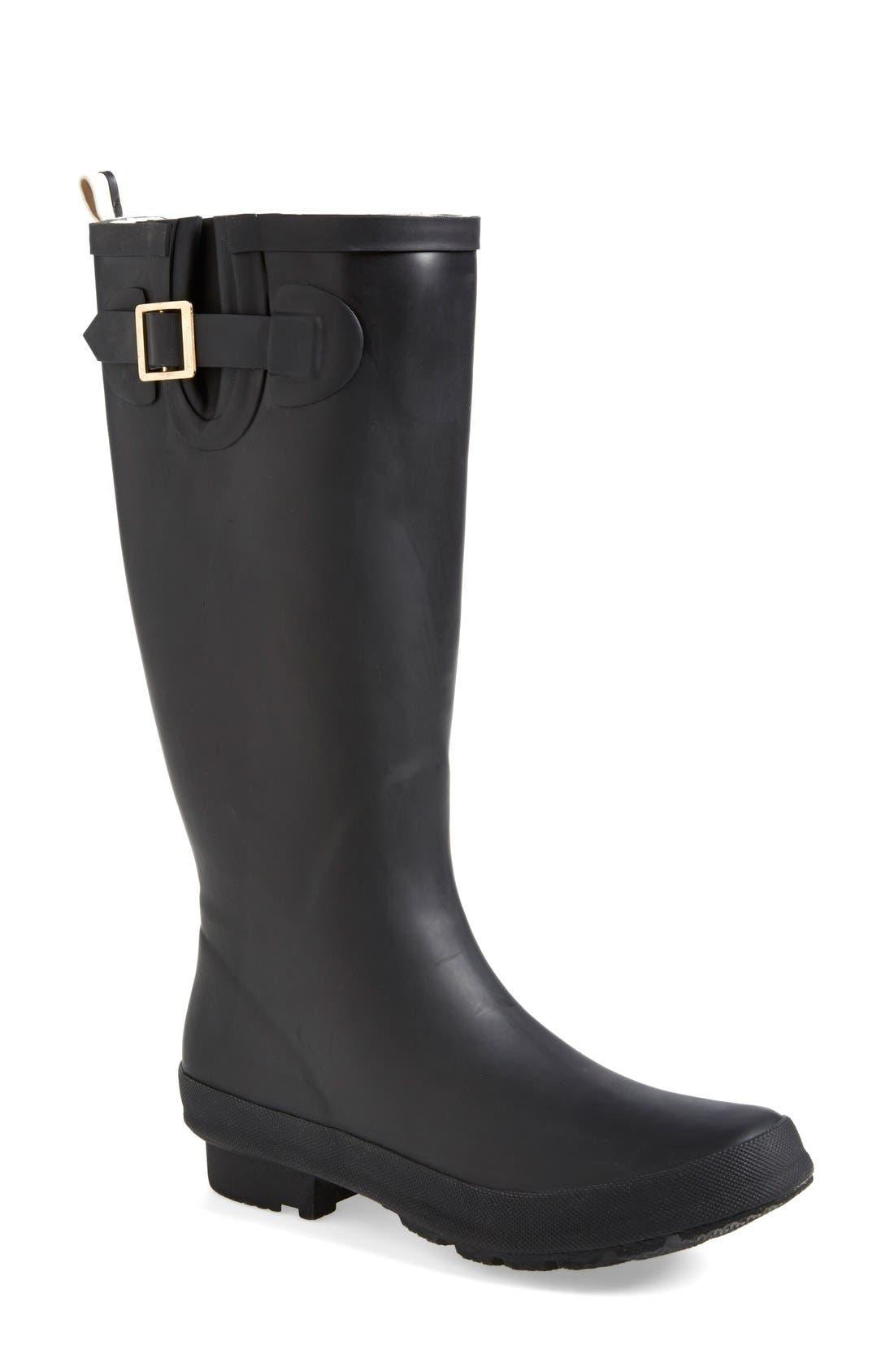 BP. 'Splash' Rain Boot, Main, color, 006