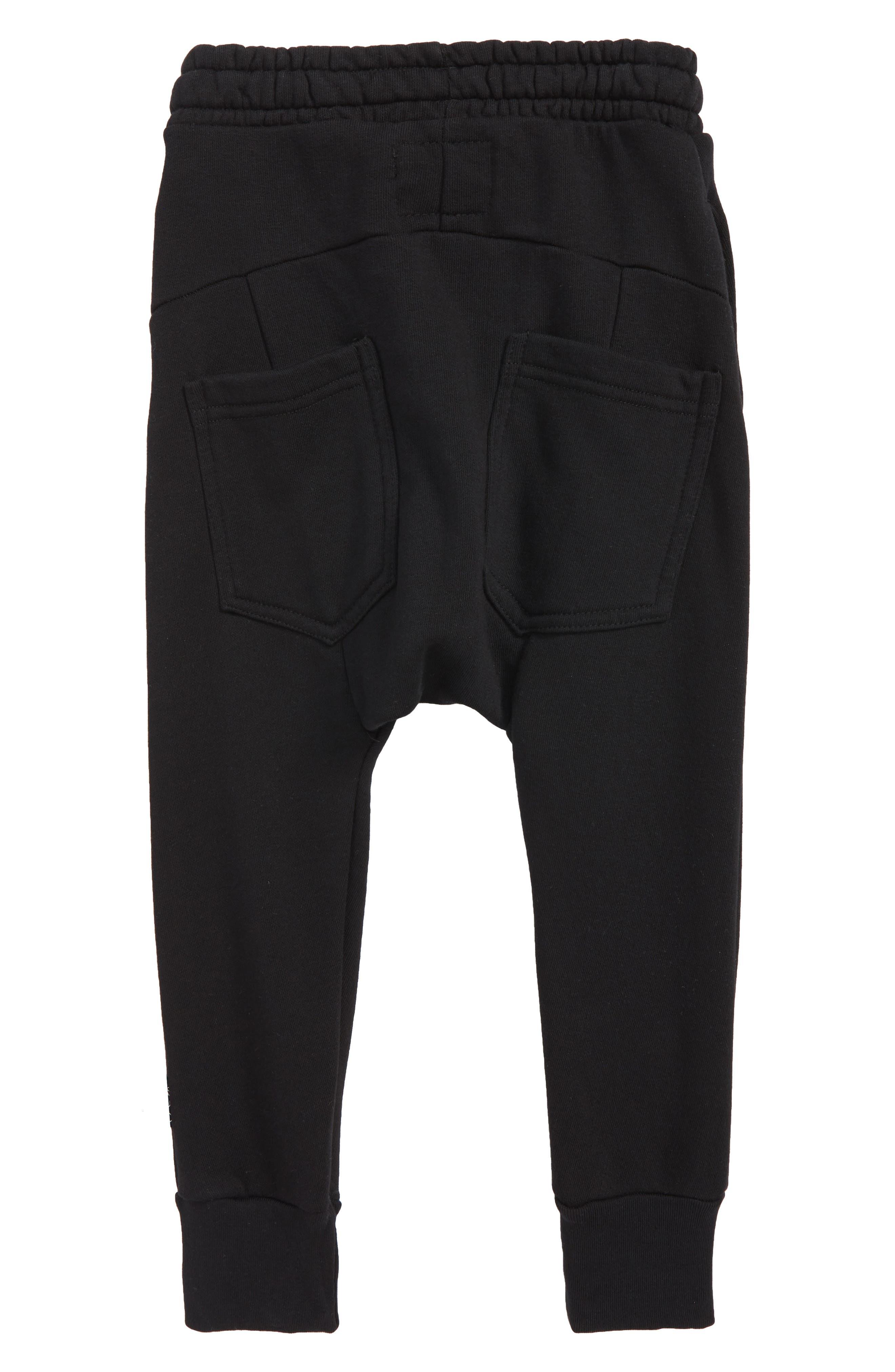 Basic Sweatpants,                             Alternate thumbnail 2, color,                             001