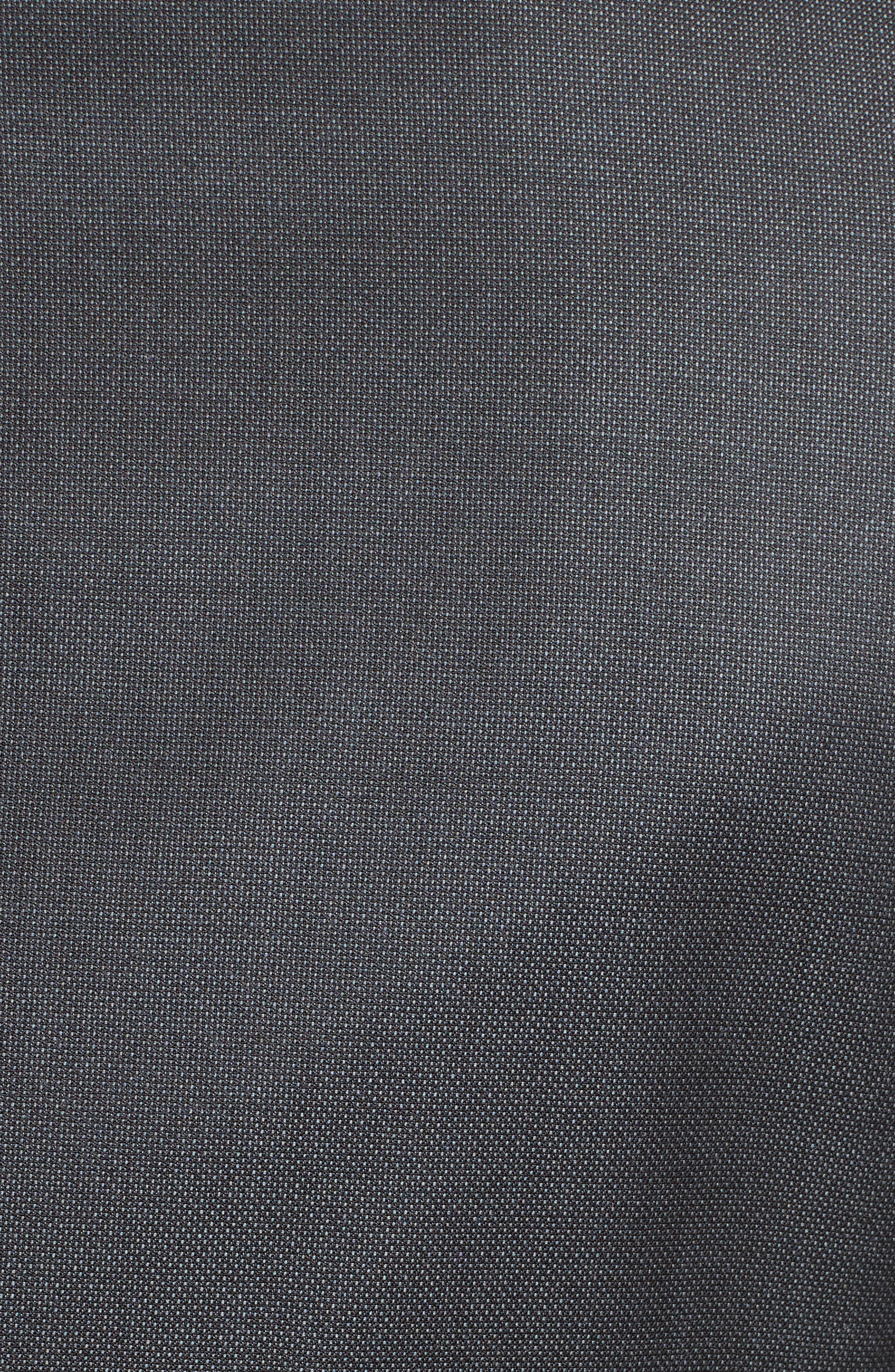 Classic Fit Solid Wool Suit,                             Alternate thumbnail 7, color,                             020