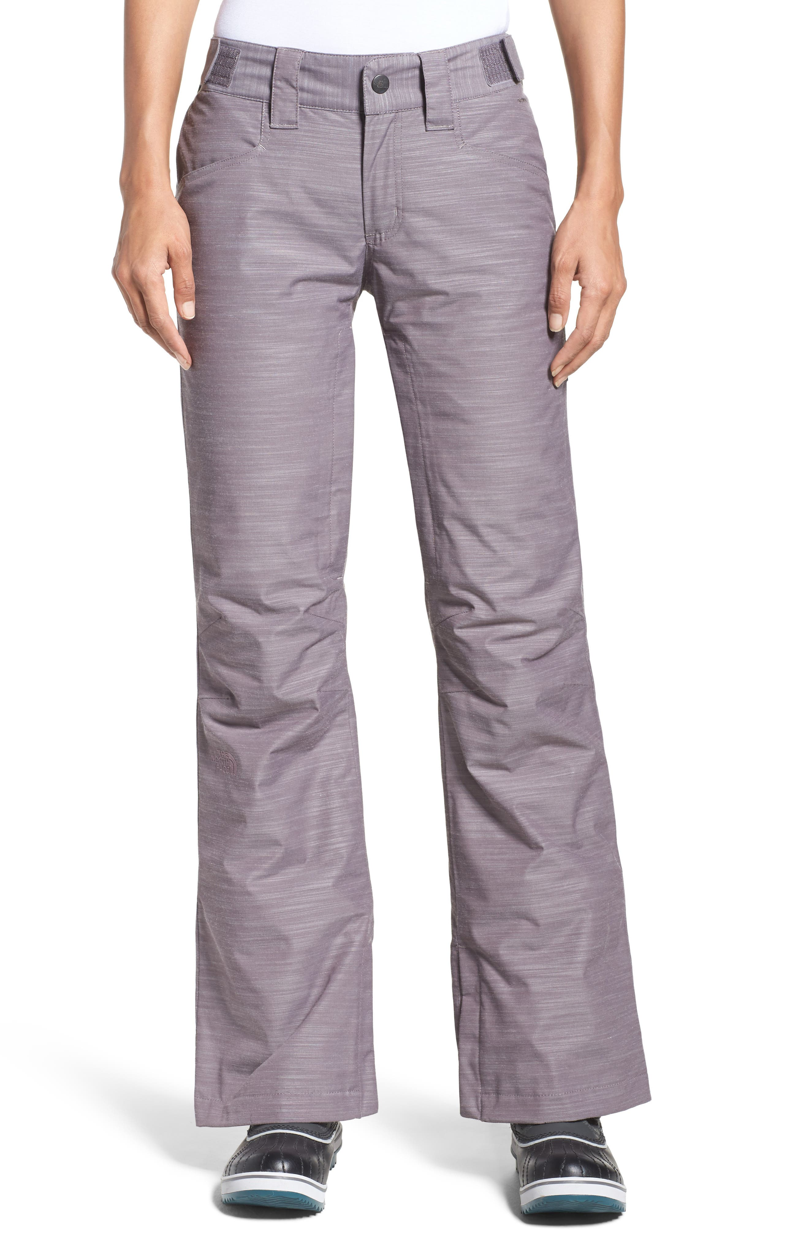Aboutaday Waterproof Snow Pants, Main, color, 021