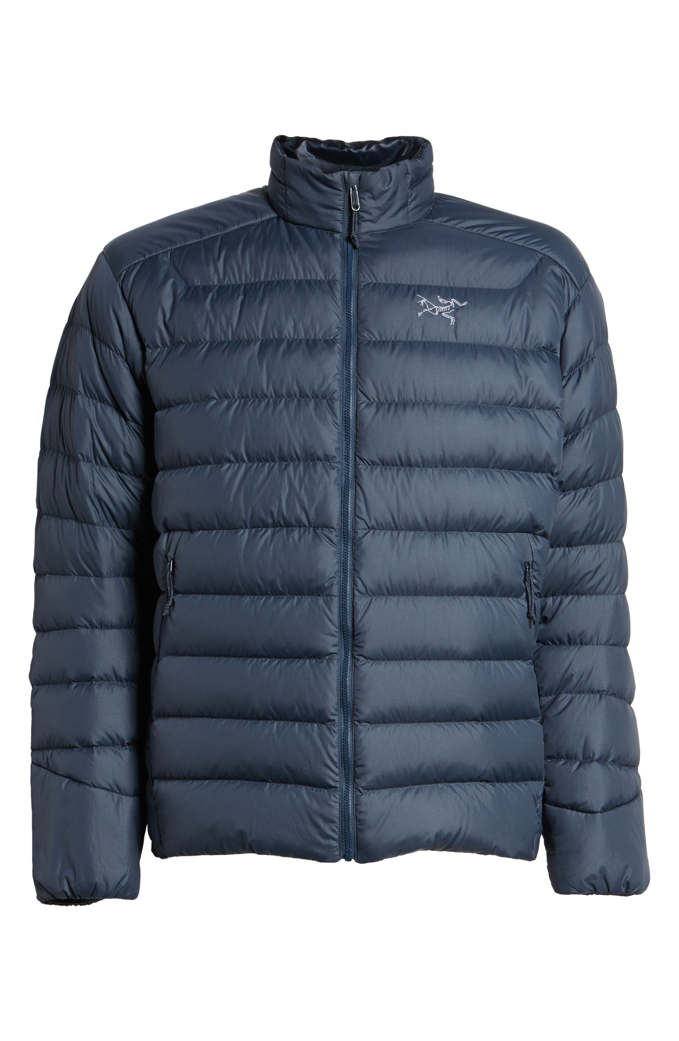 Thorium AR Water Resistant 750 Fill Power Down Jacket,                             Alternate thumbnail 5, color,                             400