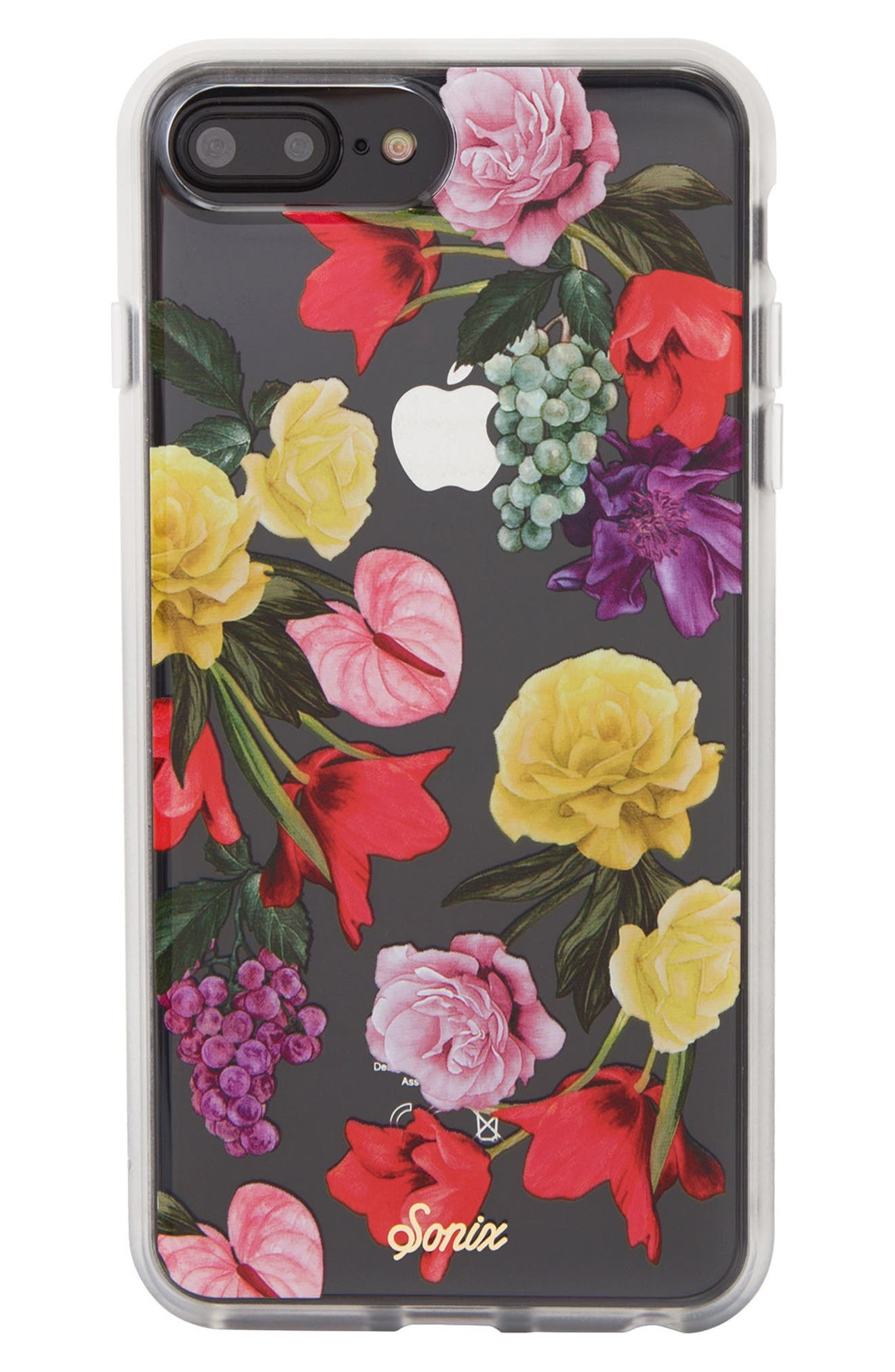 Betty Bloom iPhone 6/6s/7/8 & 6/6s/7/8 Plus Case,                         Main,                         color, 650