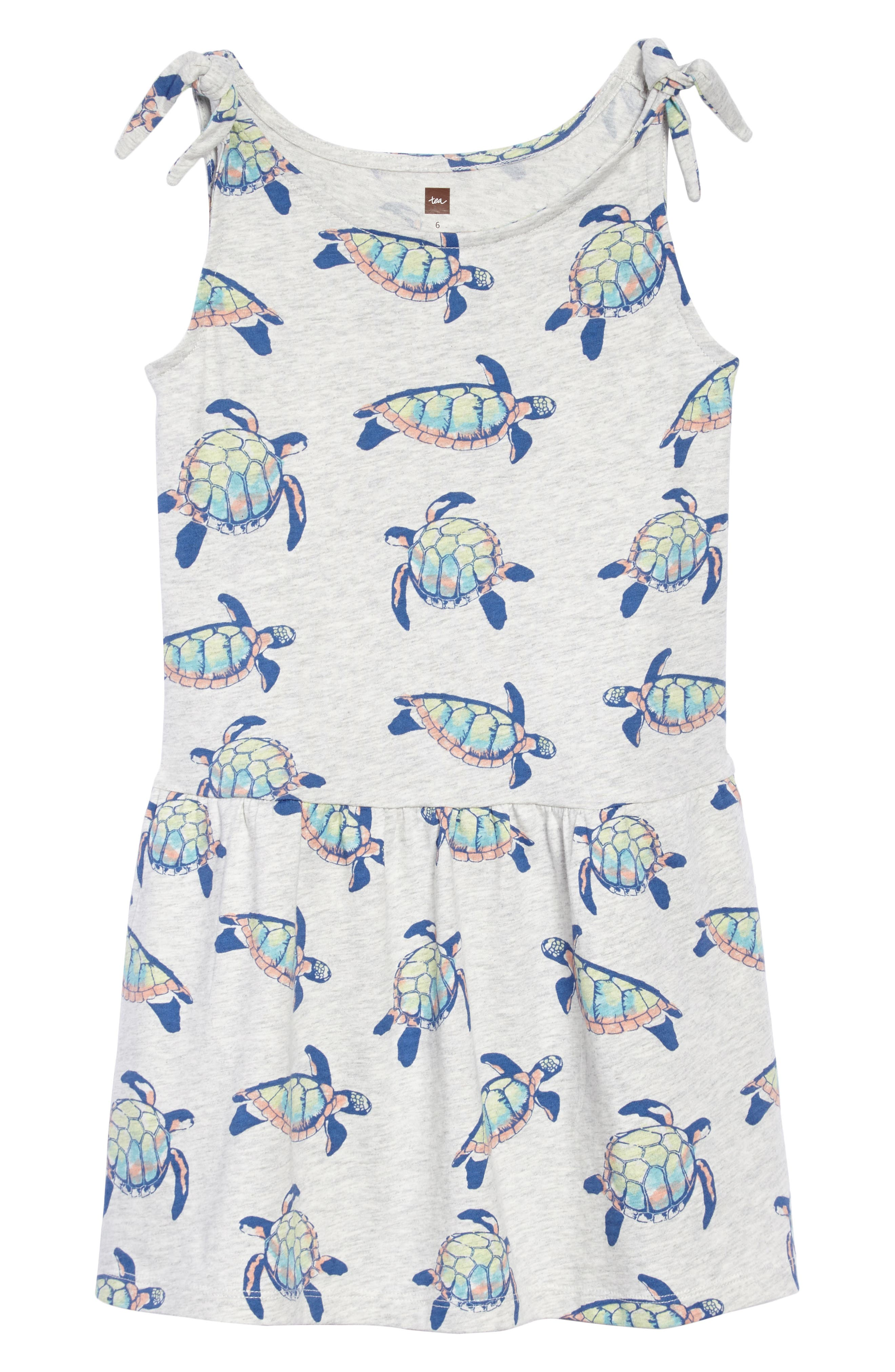 Tie Shoulder Dress,                             Main thumbnail 1, color,                             020