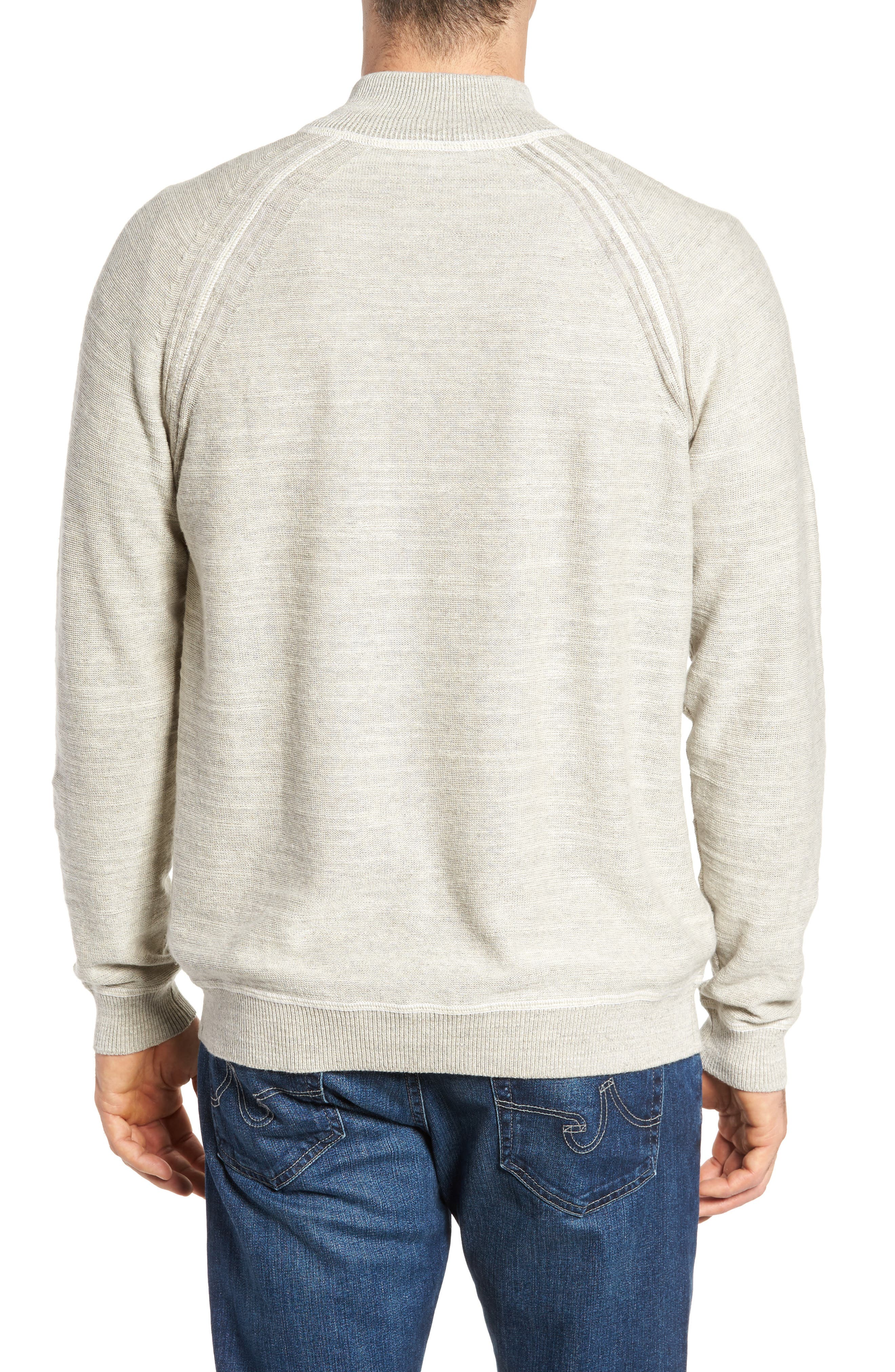 Sandy Bay Half-Zip Pullover,                             Alternate thumbnail 2, color,                             200