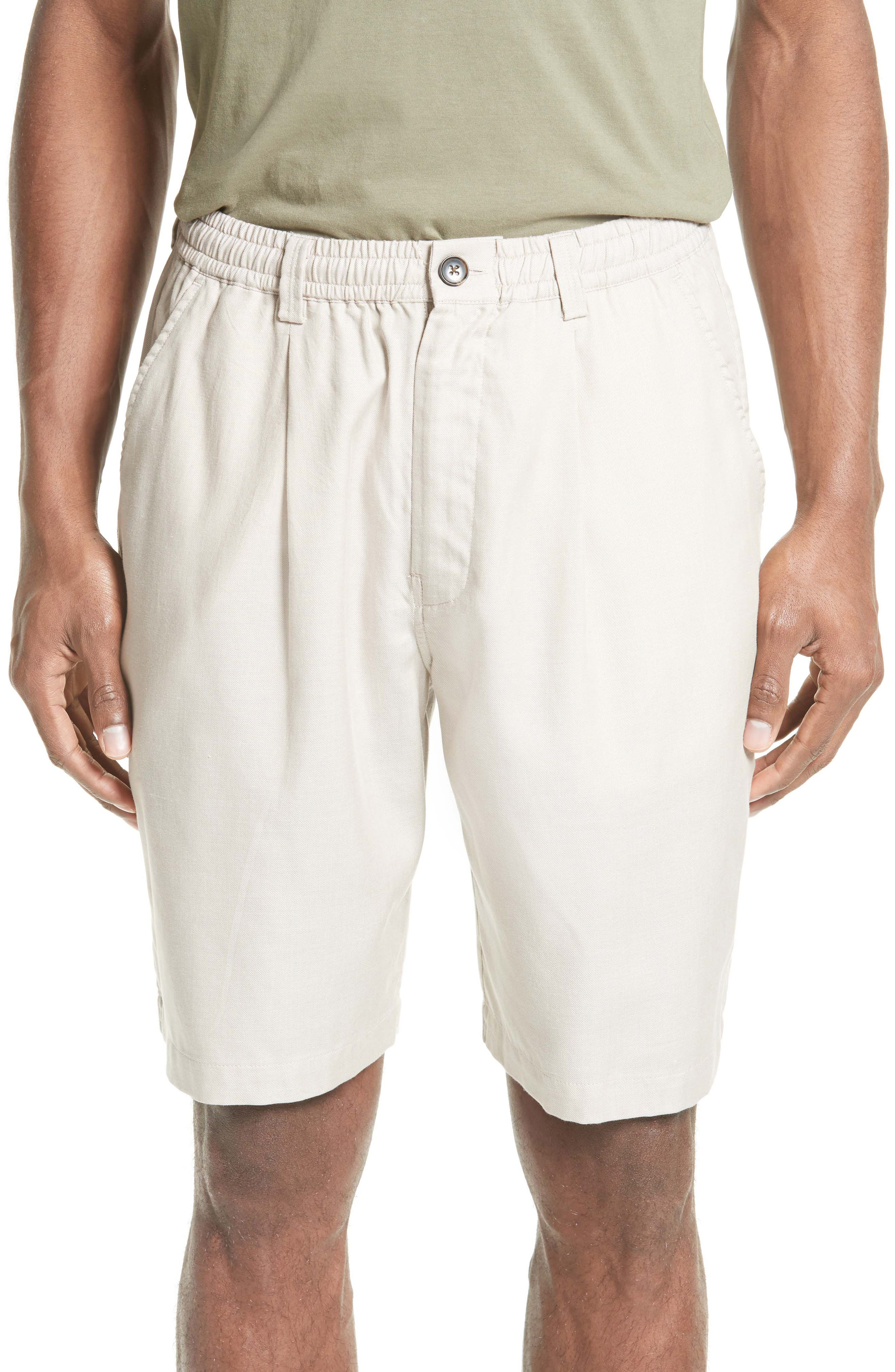 Keigo Pleat Front Shorts,                         Main,                         color, 275