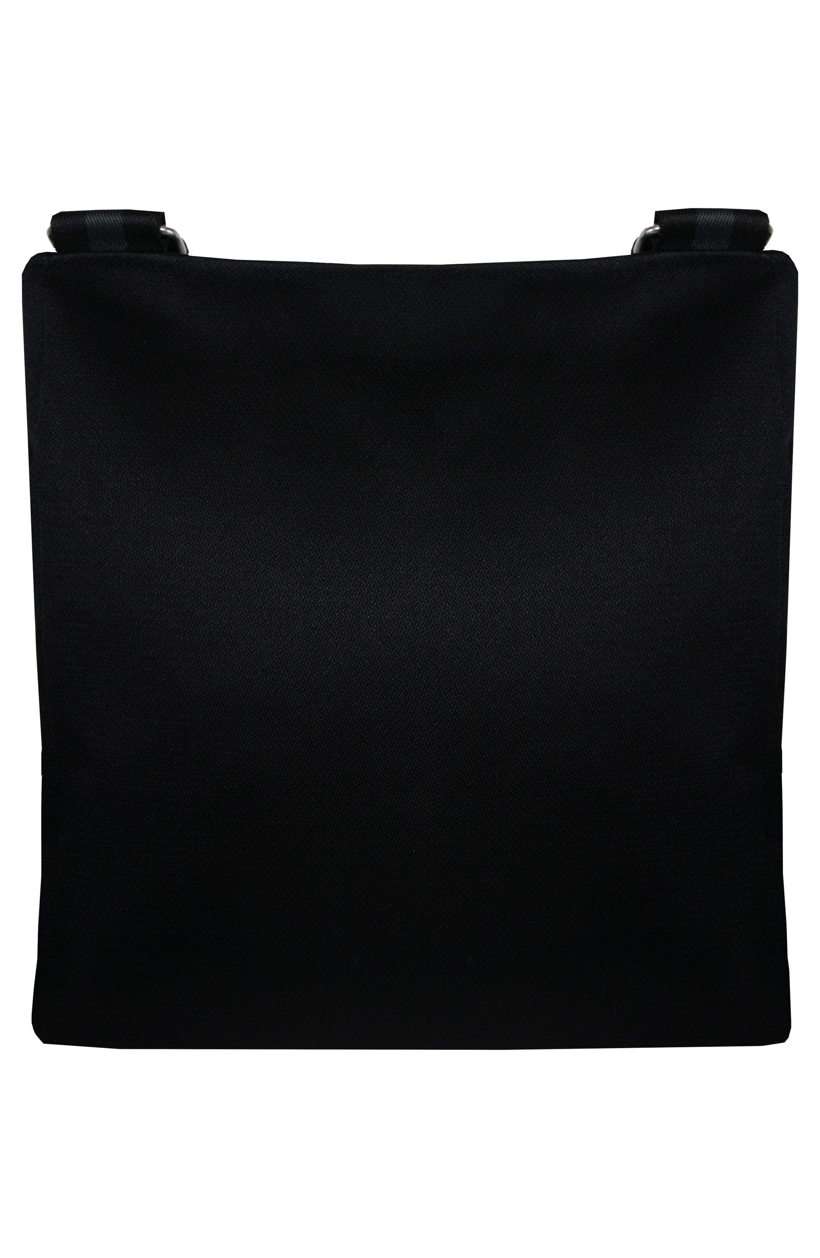 Jag FRFID Crossbody Bag,                             Alternate thumbnail 3, color,                             100