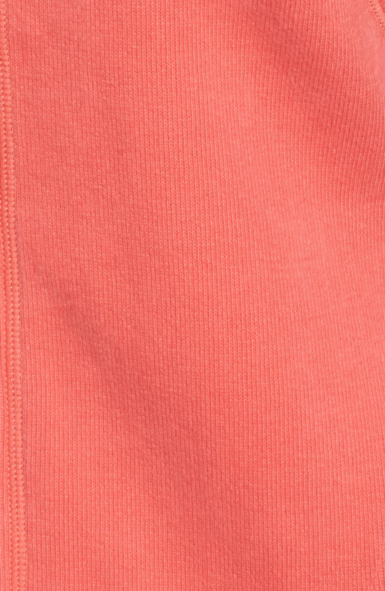 'Aruba' Full Zip Sweatshirt,                             Alternate thumbnail 40, color,