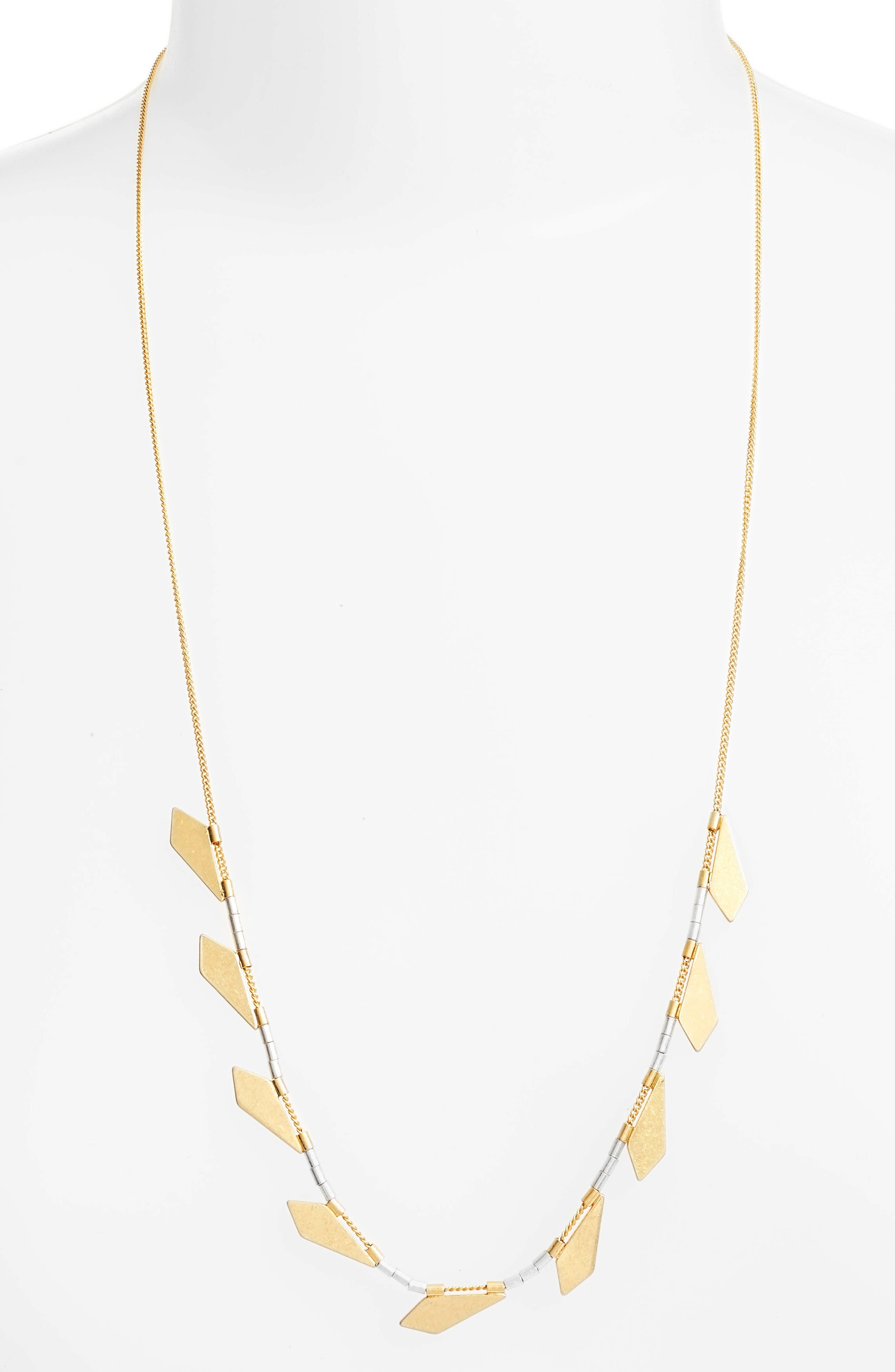 Shapemix Chain Necklace,                         Main,                         color, 710