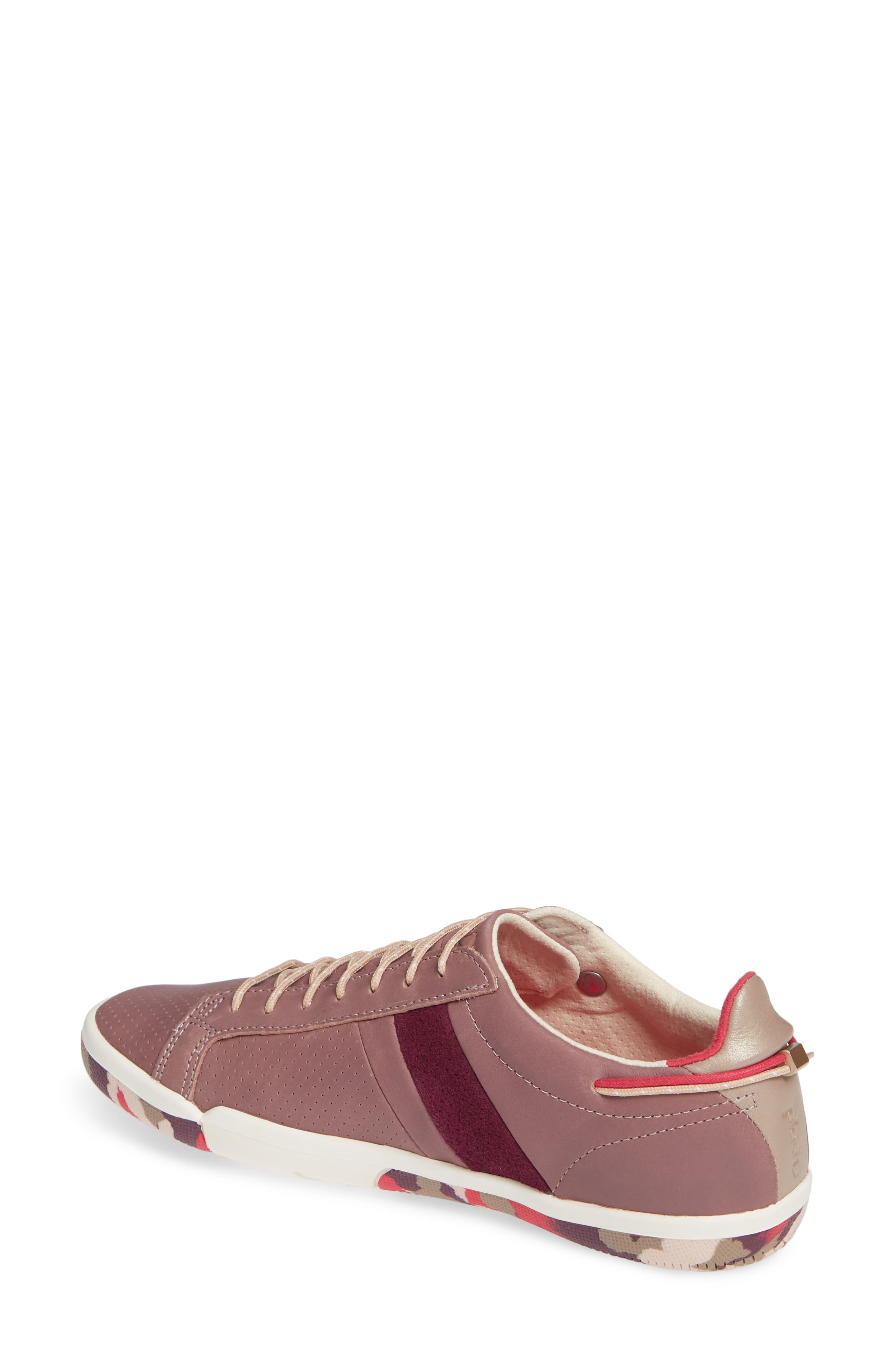Mulberry Sneaker,                             Alternate thumbnail 2, color,                             SILTSTONE LEATHER