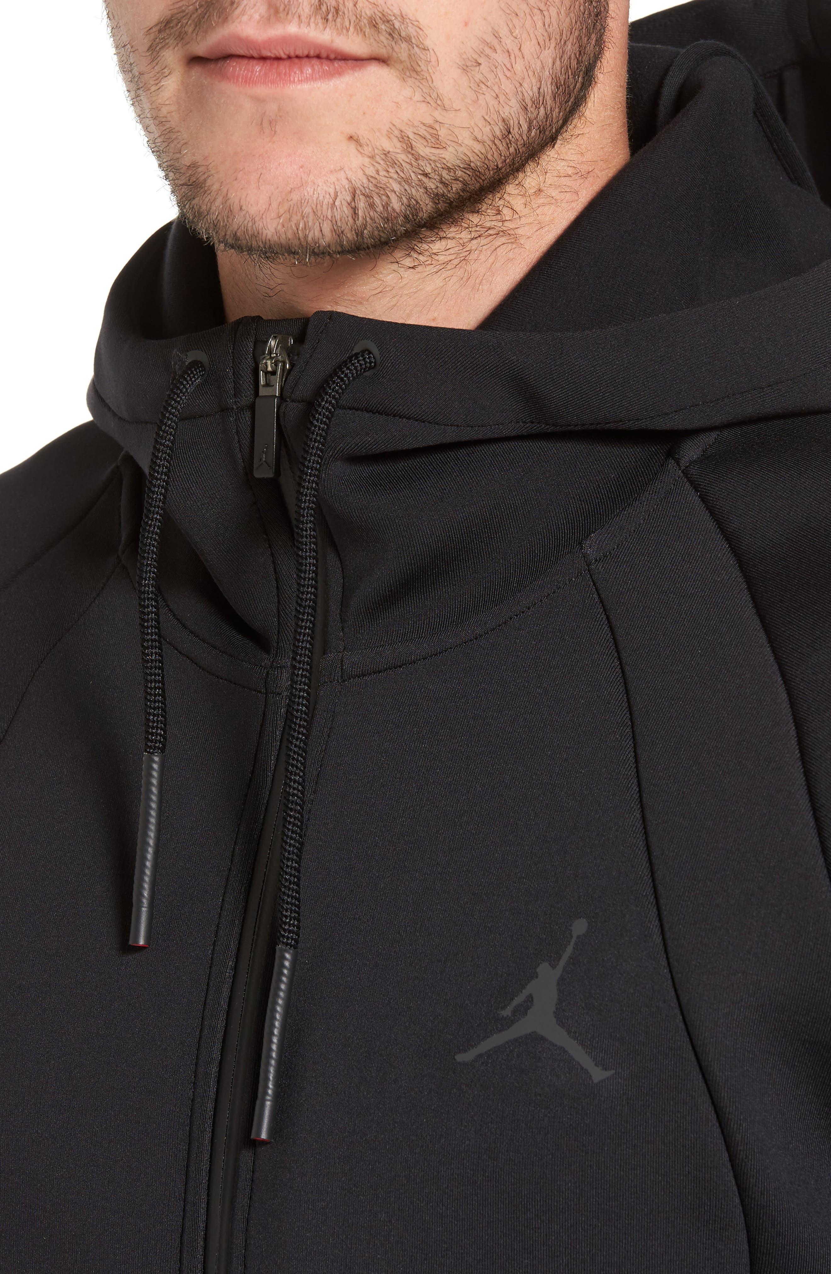 Sportswear Flight Tech Shield Jacket,                             Alternate thumbnail 4, color,                             010