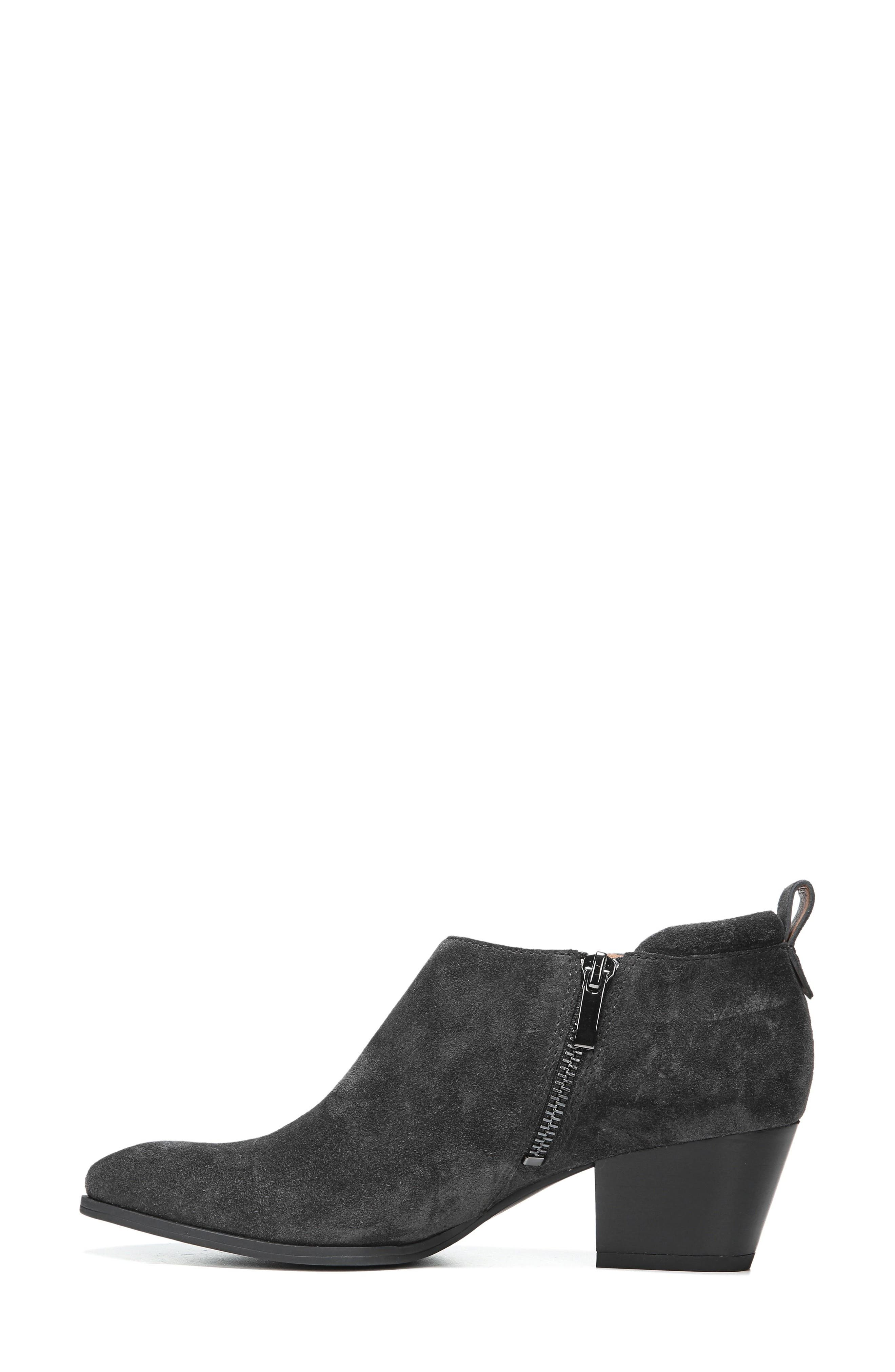 'Granite' Block Heel Bootie,                             Alternate thumbnail 13, color,