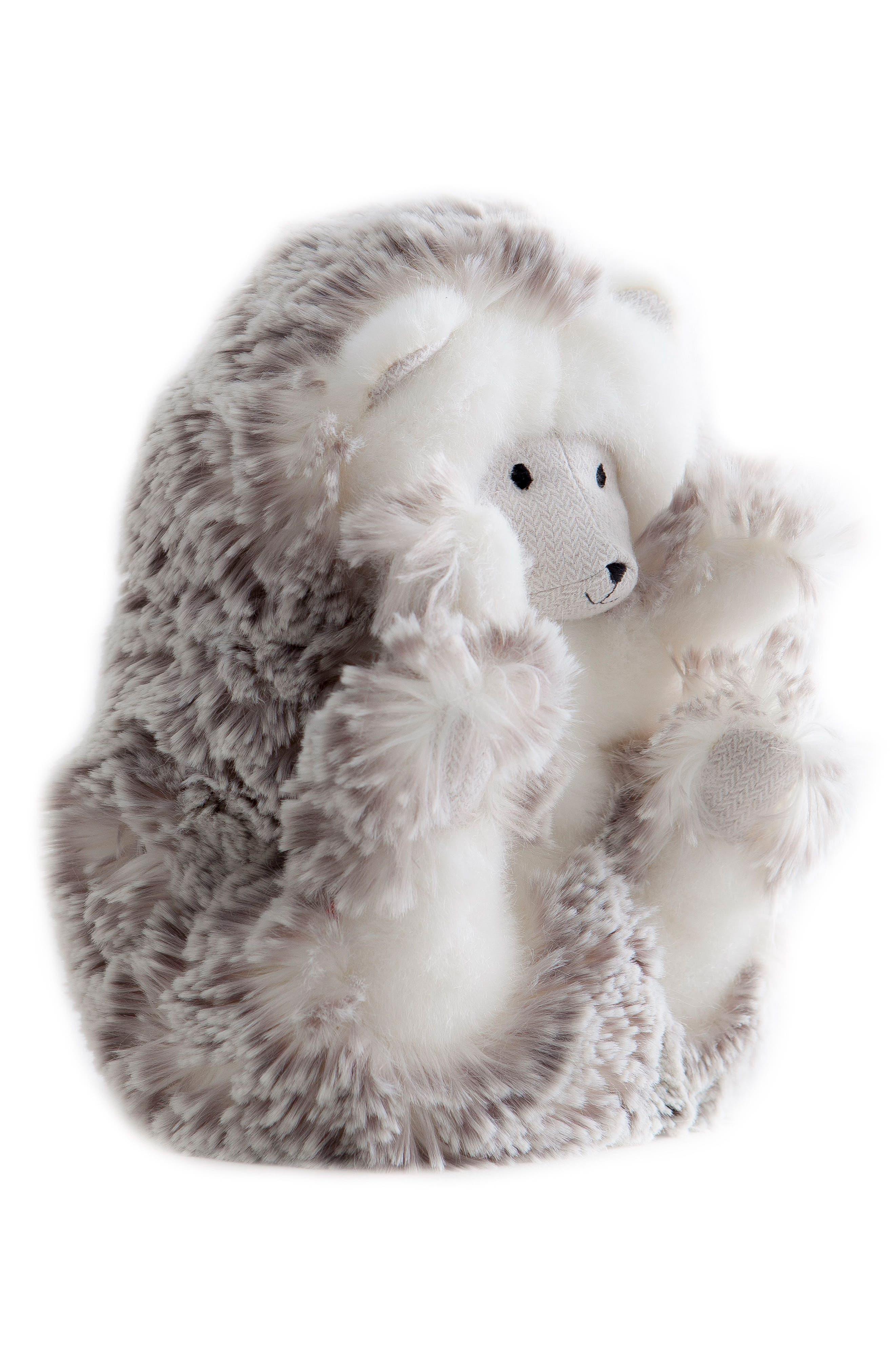 Winston the Hedgehog Stuffed Animal,                             Alternate thumbnail 2, color,                             GREY