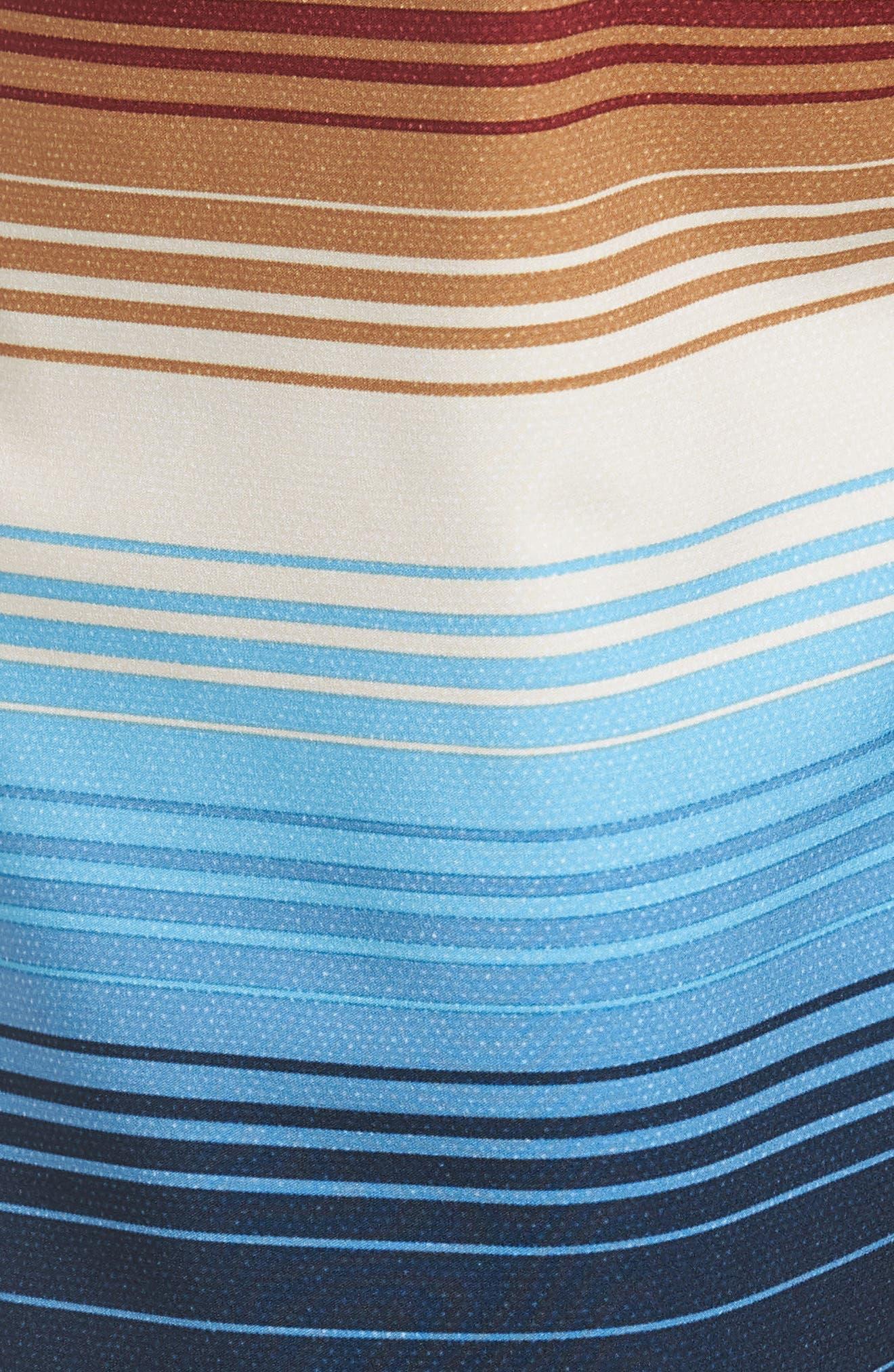 Superfreak Villa Board Shorts,                             Alternate thumbnail 5, color,                             NAVY