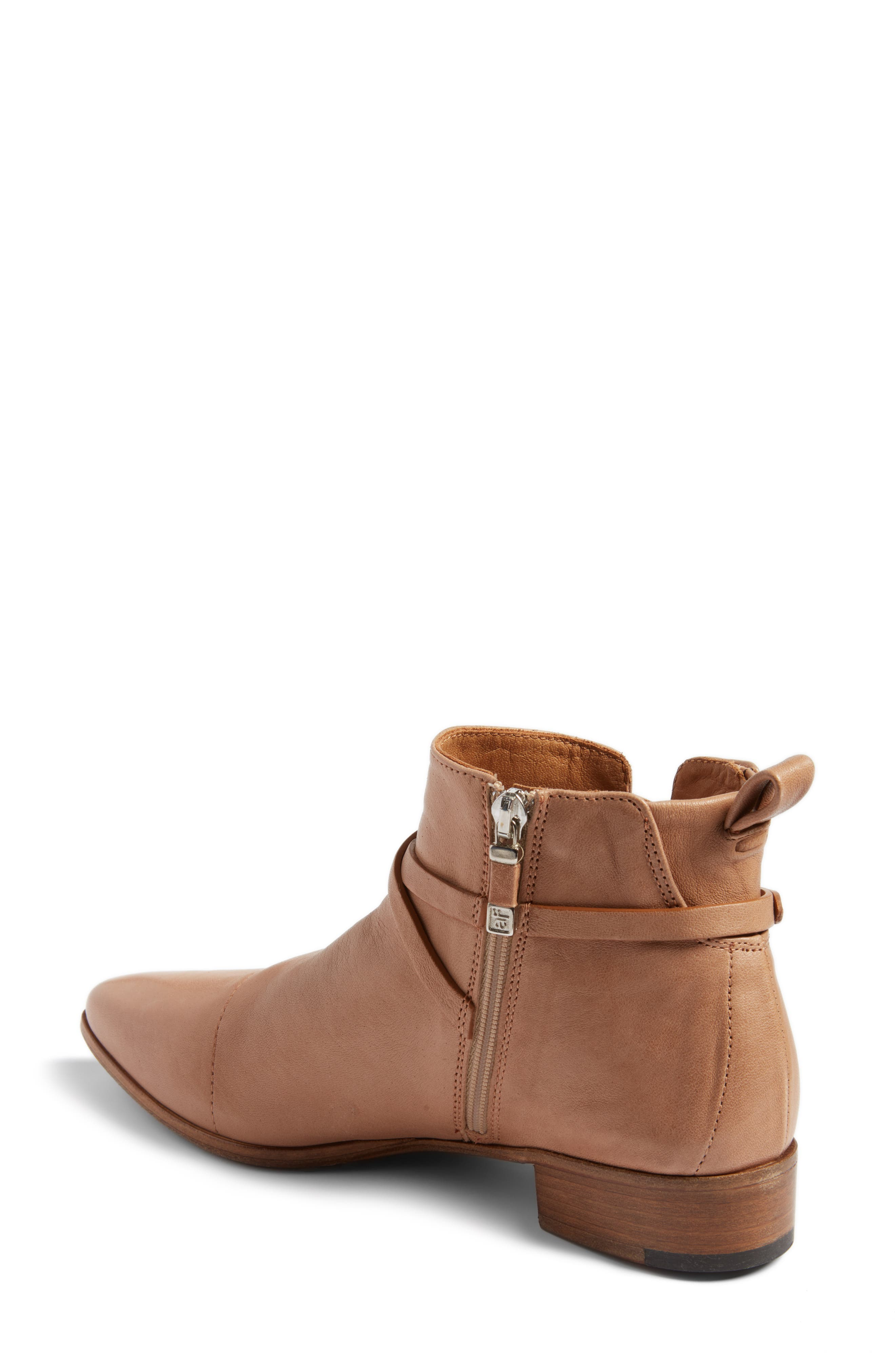 'Mea' Ankle Boot,                             Alternate thumbnail 7, color,