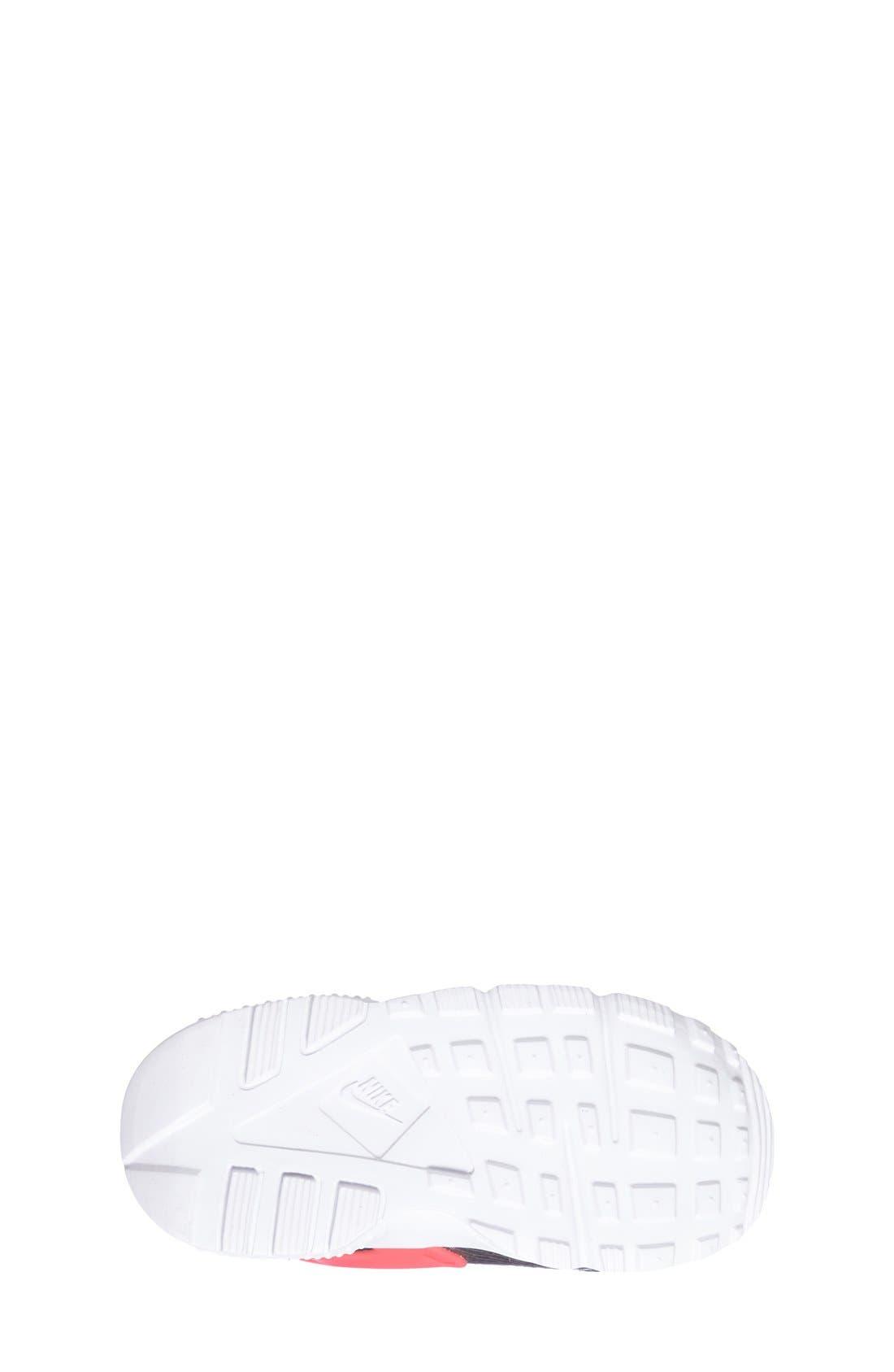 'Huarache Run' Sneaker,                             Alternate thumbnail 11, color,