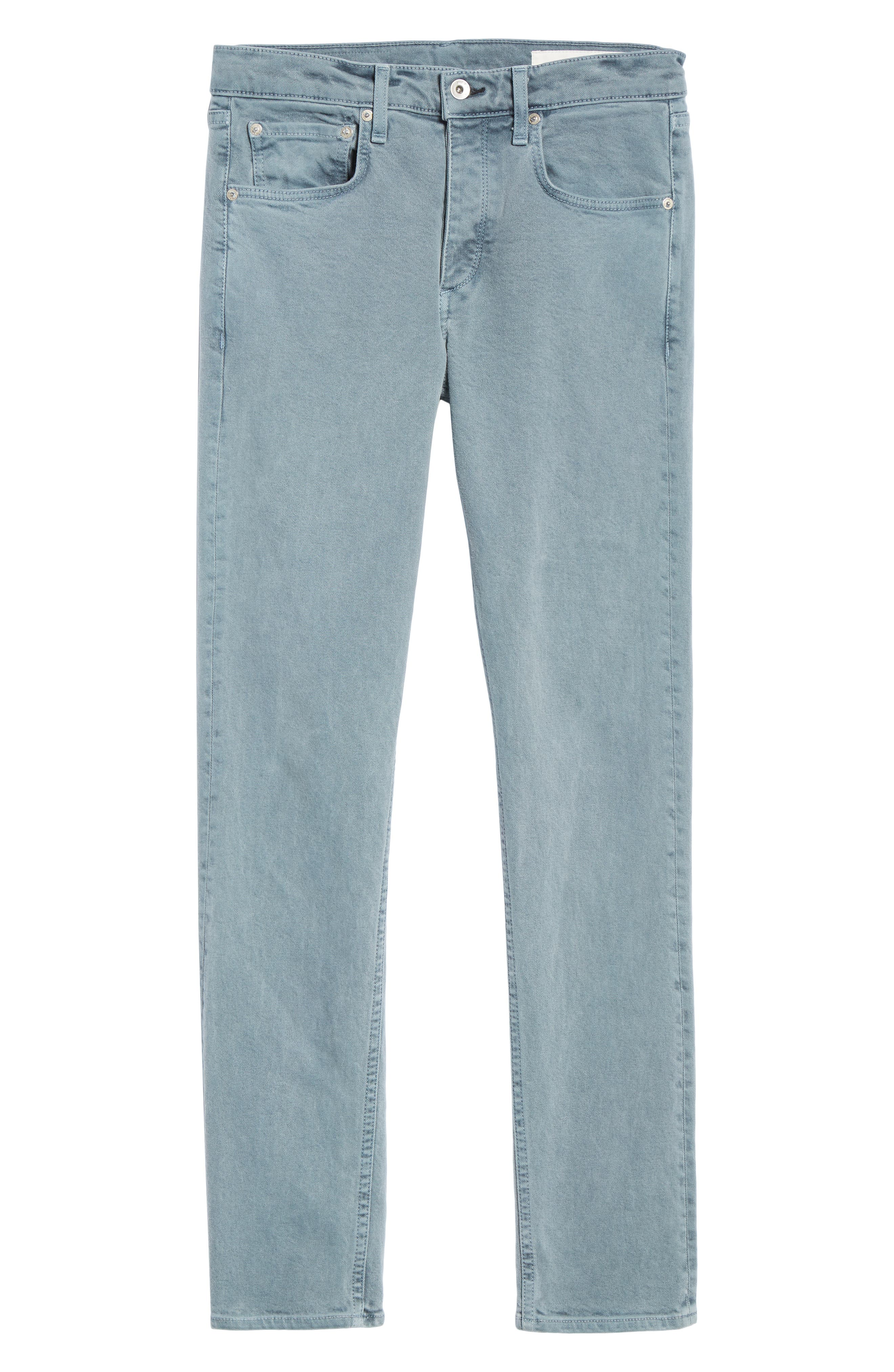 RAG & BONE,                             Fit 2 Slim Fit Jeans,                             Alternate thumbnail 6, color,                             SAUSALITO
