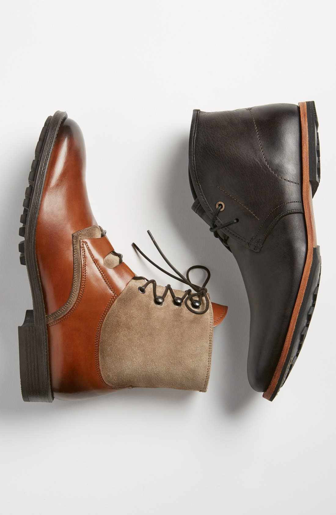 'Blake' Lace-Up Boot,                             Alternate thumbnail 6, color,                             221