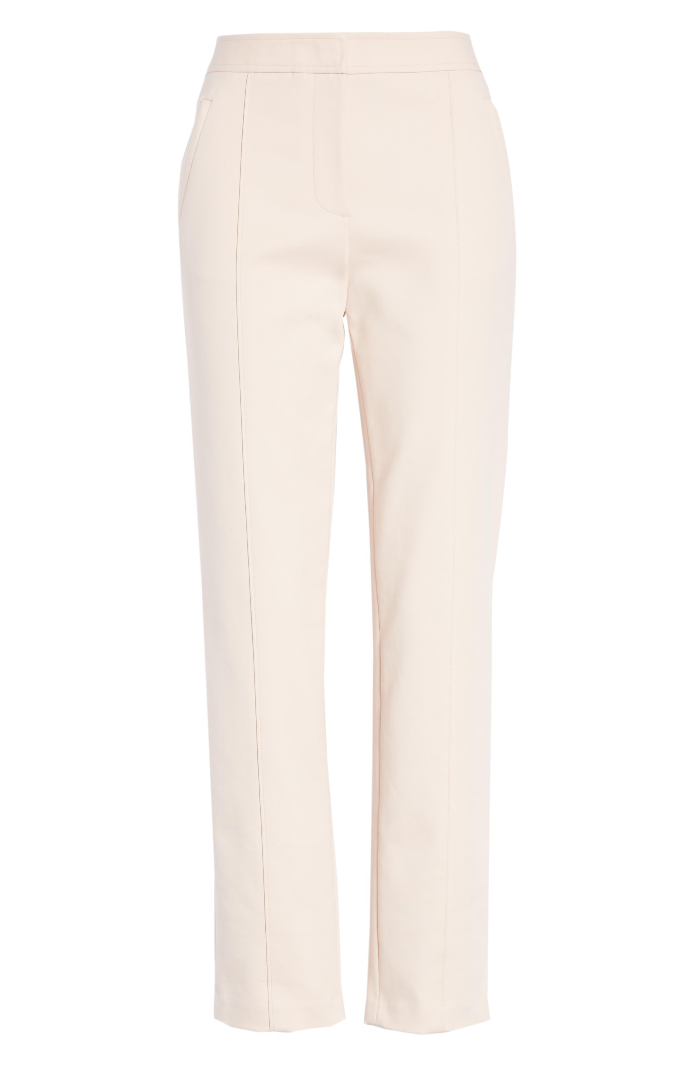 Vanner Slim Leg Ankle Pants,                             Alternate thumbnail 6, color,                             654