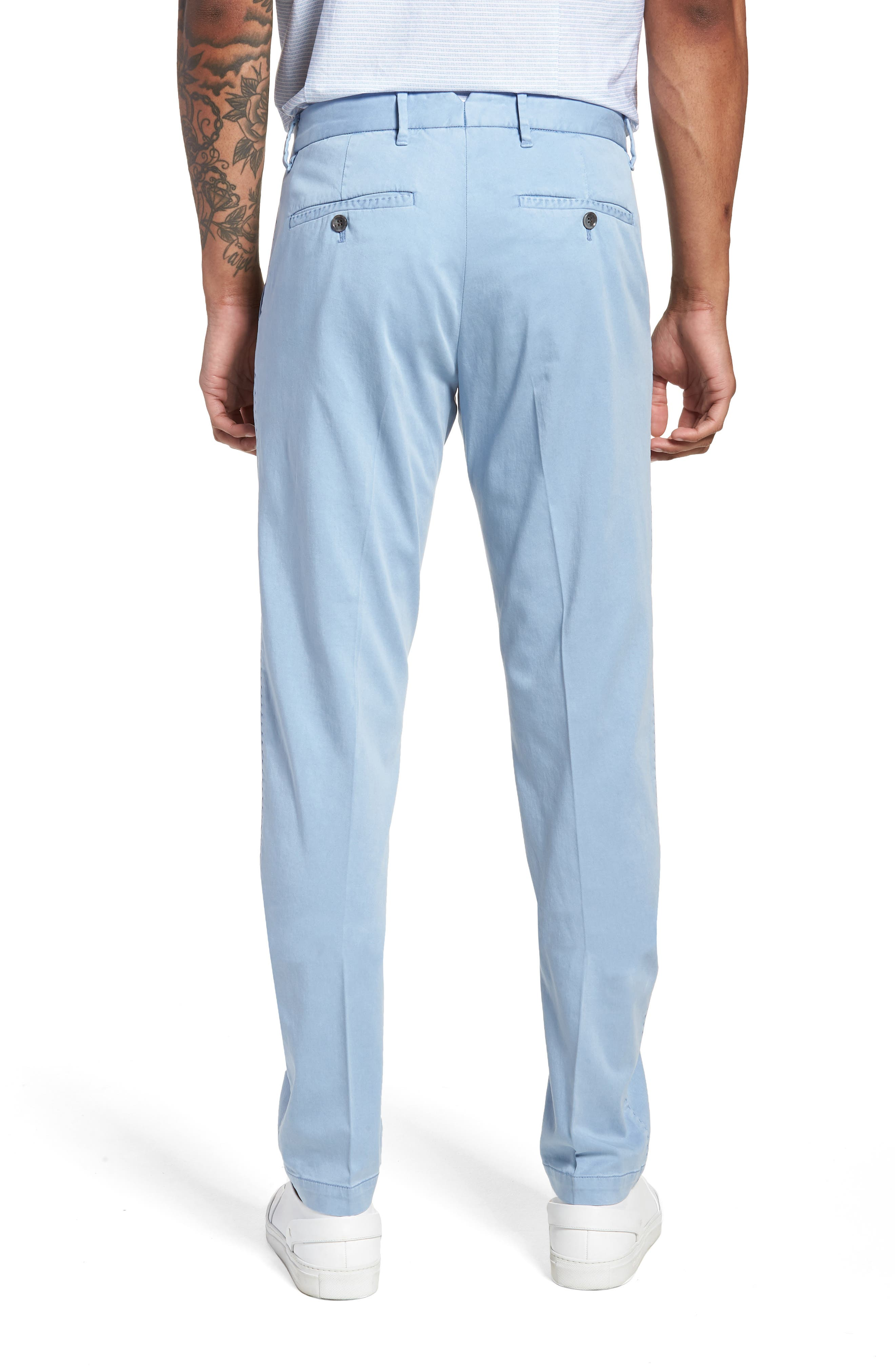 Aster Straight Fit Pants,                             Alternate thumbnail 10, color,