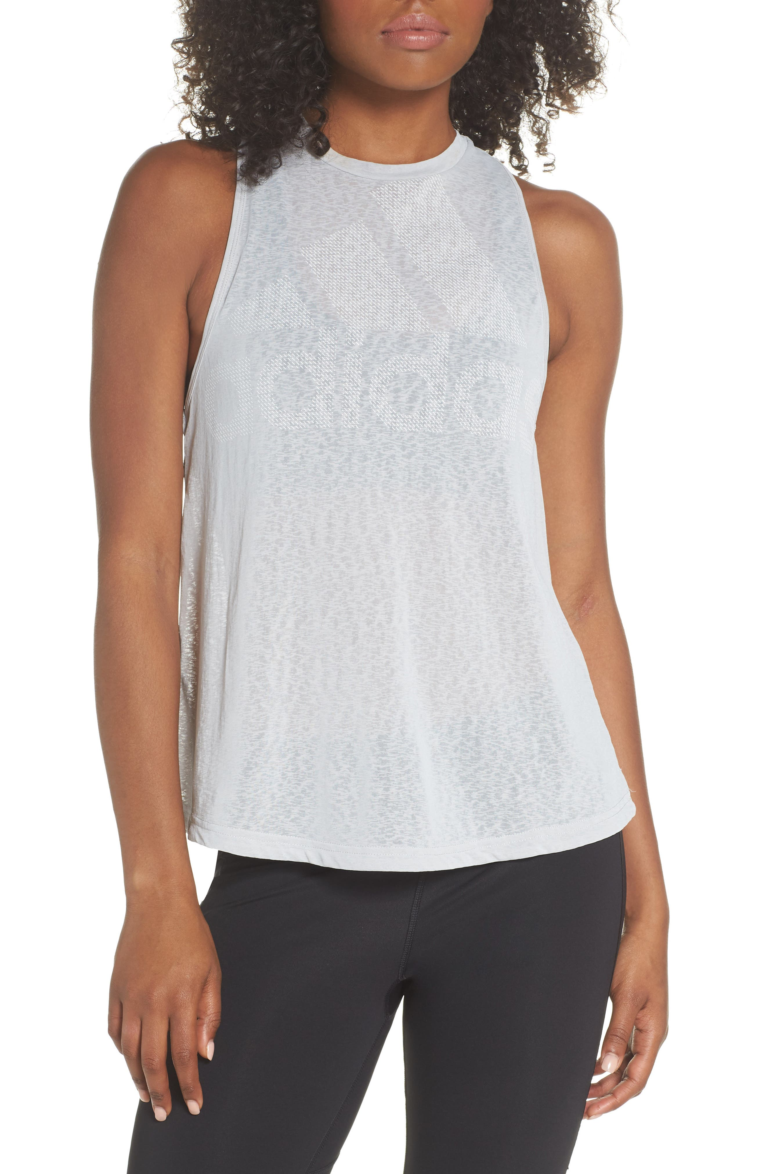 Made to Move Tank,                         Main,                         color, GREY TWO