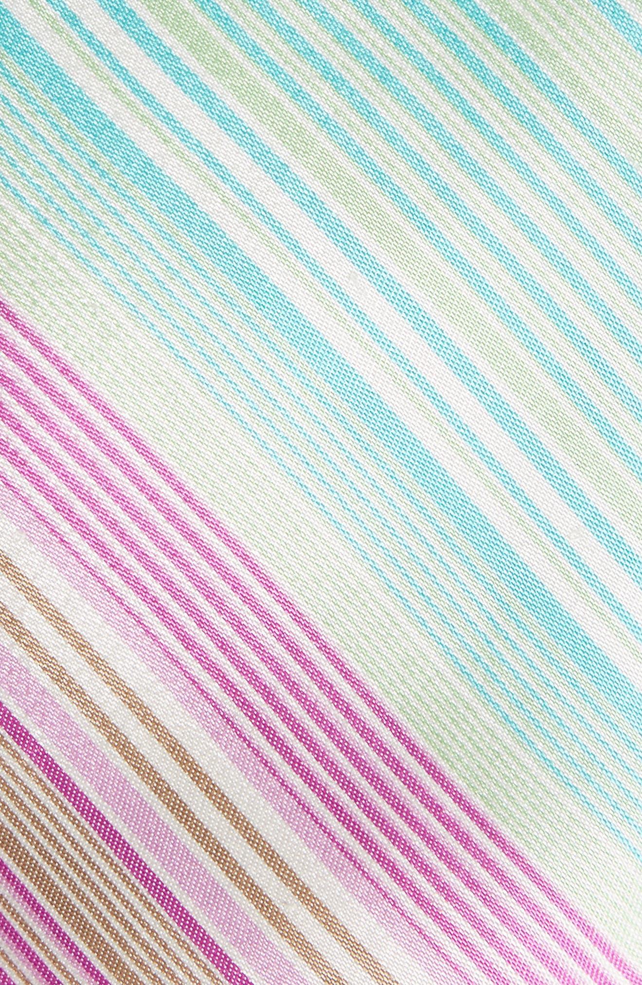 Magnolia Silk Tie,                             Alternate thumbnail 2, color,                             MINT