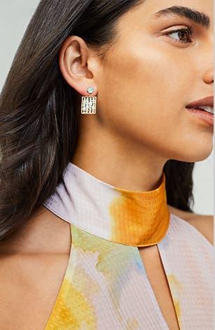 Women's jewelry for Valentine's Day.