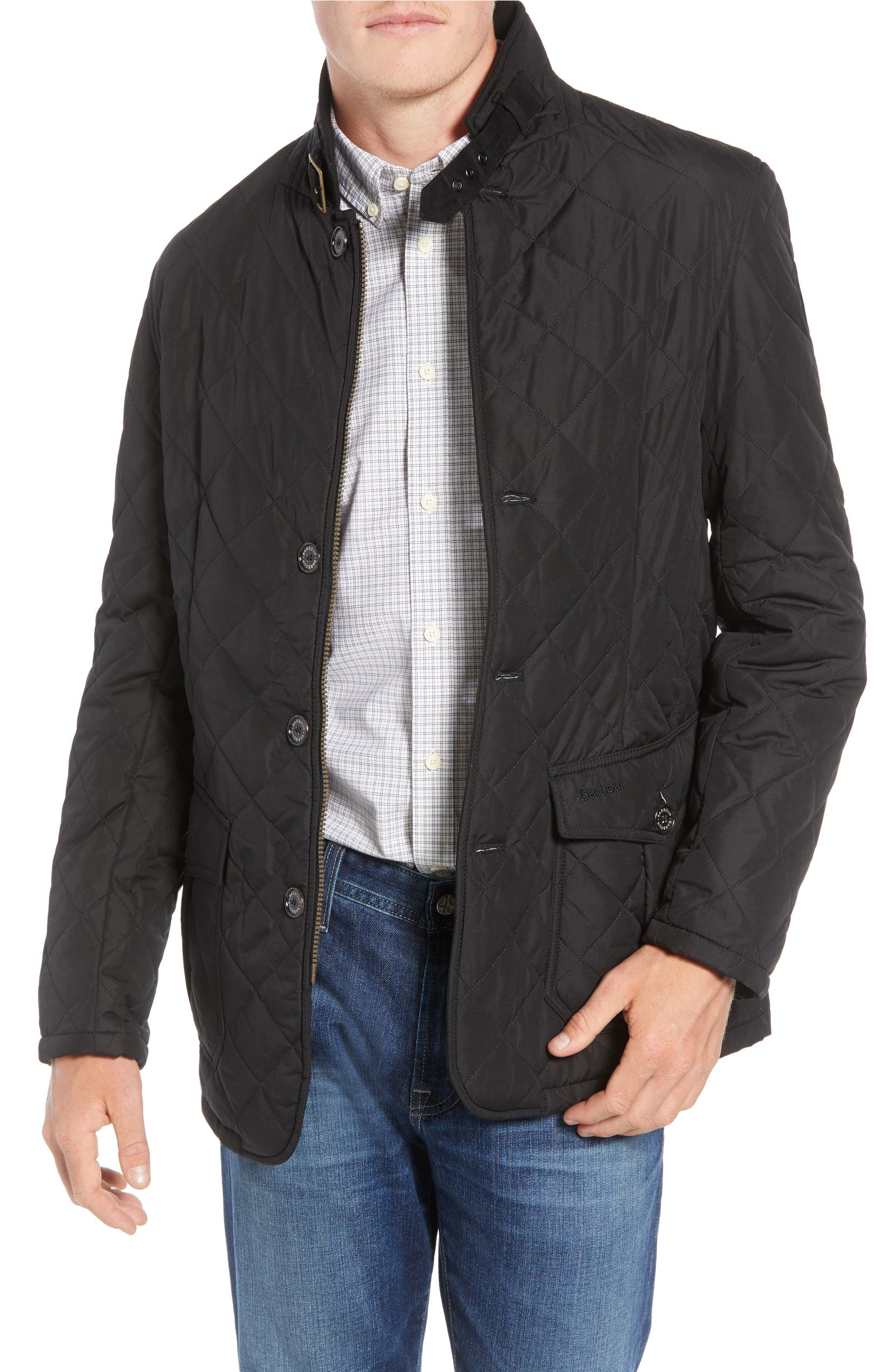 Barbour Lutz Quilted Jacket  549c5e3db