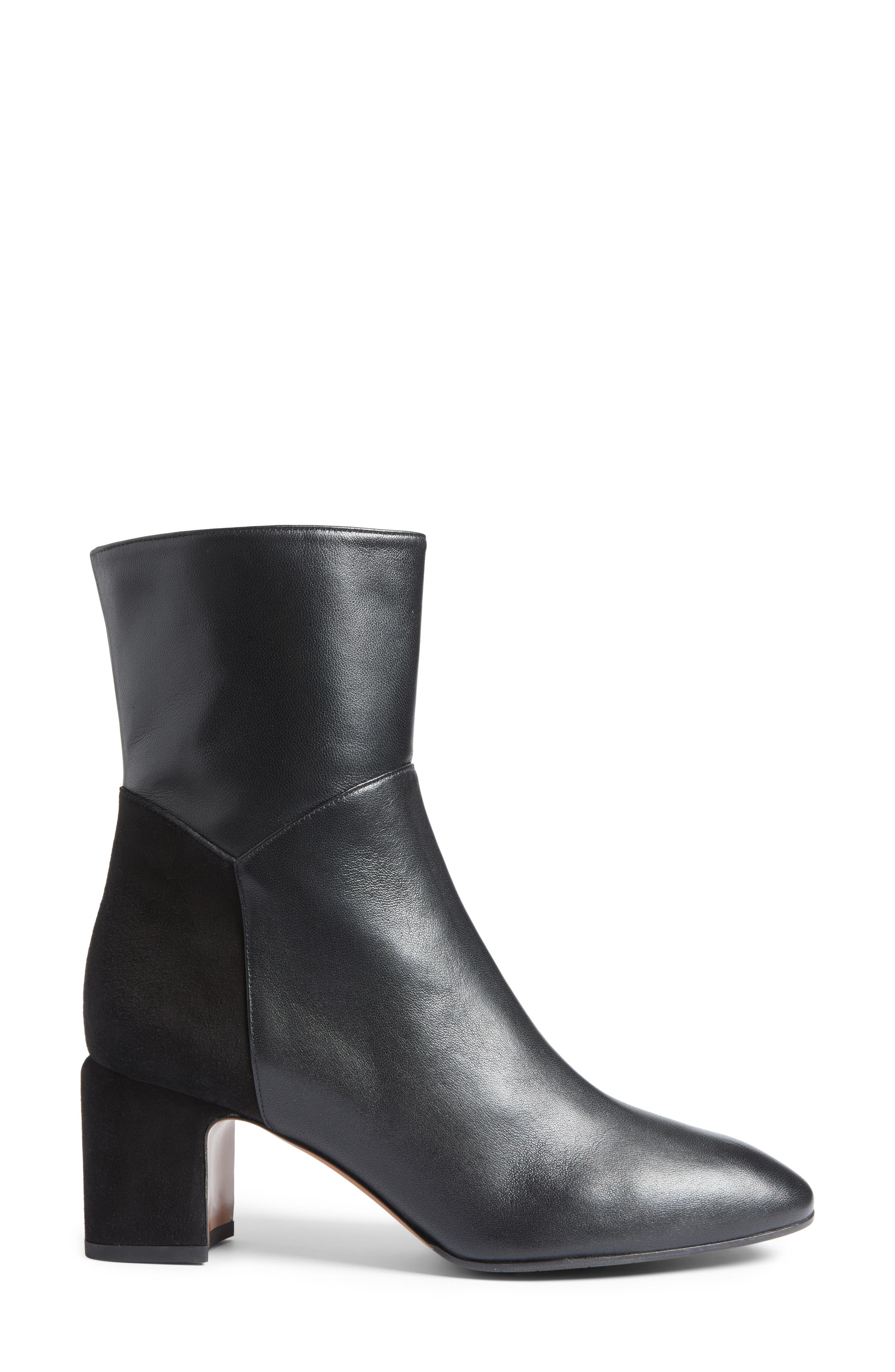 Elodie Weatherproof Boot,                             Alternate thumbnail 3, color,                             001