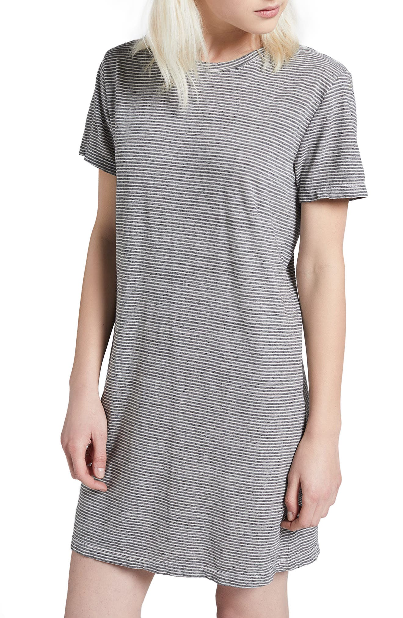The Beatnik T-Shirt Dress, Main, color, 020