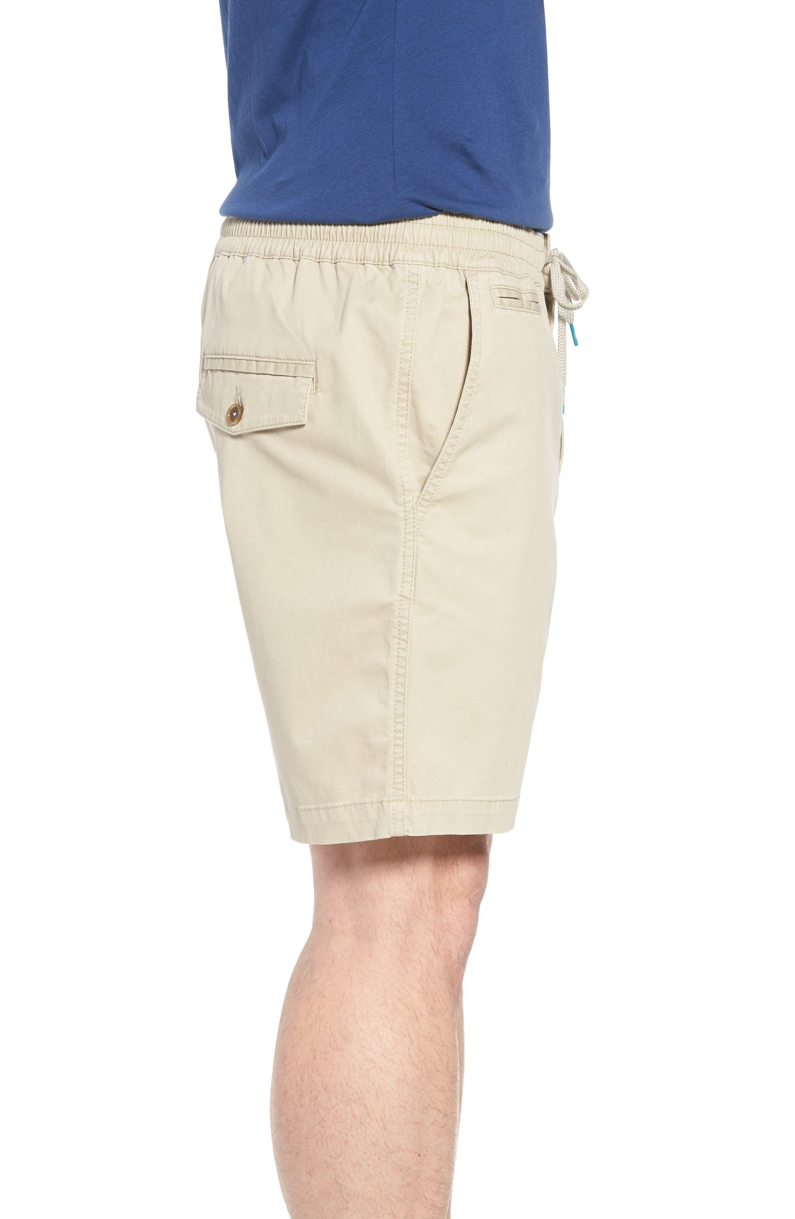 Drawstring Bedford Corduroy Shorts,                             Alternate thumbnail 8, color,