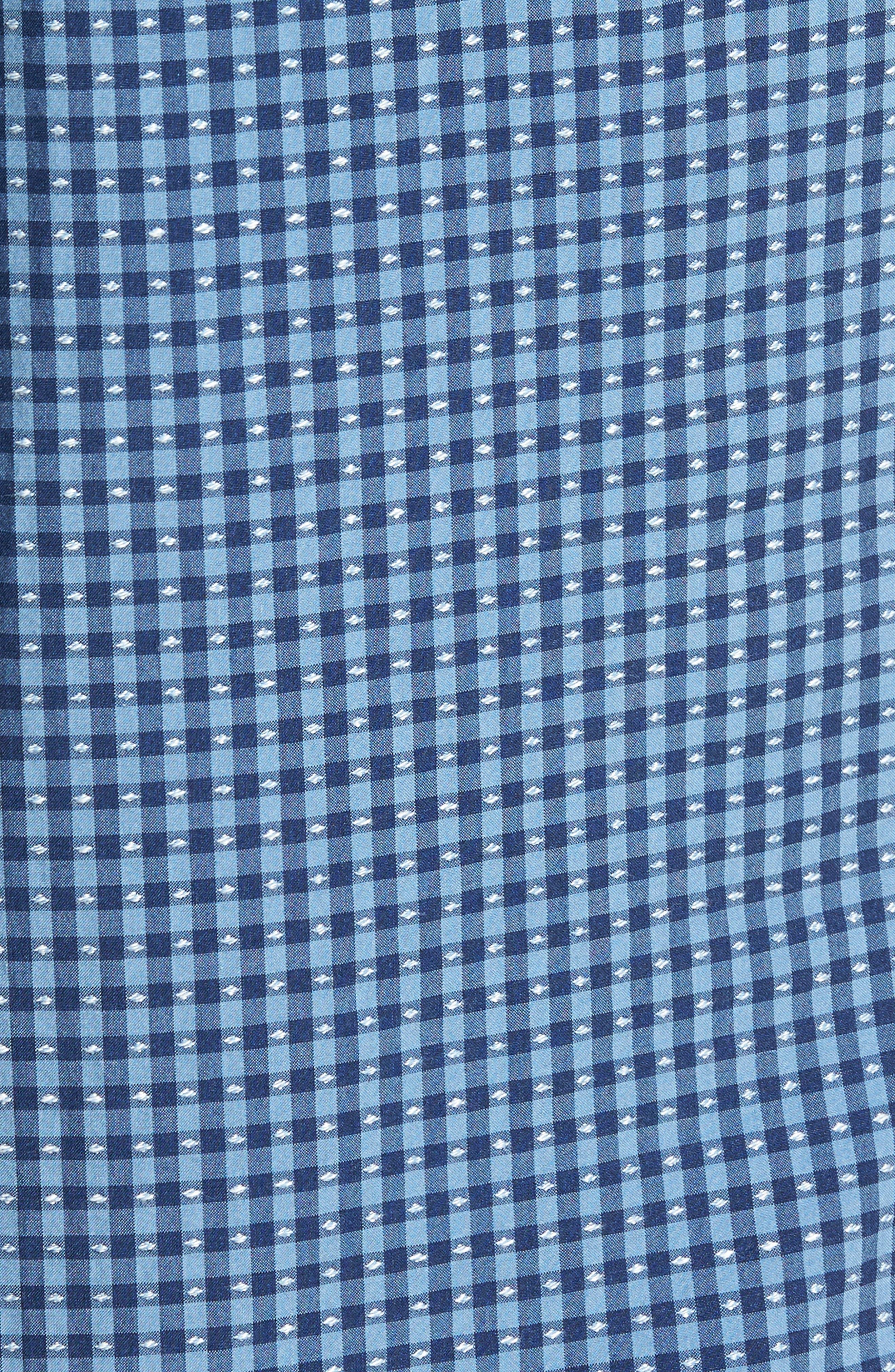 RODD & GUNN,                             Sandon Block Sport Shirt,                             Alternate thumbnail 5, color,                             420