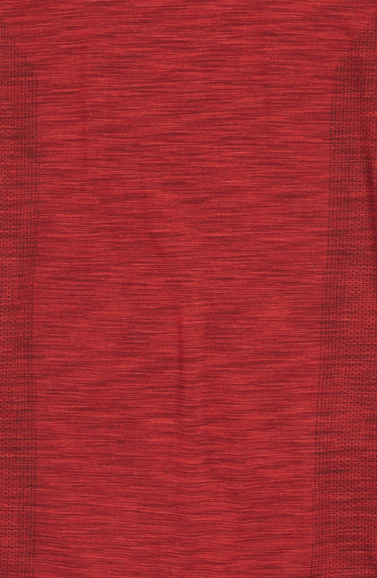 Threadborne HeatGear<sup>®</sup> Shirt,                             Alternate thumbnail 8, color,