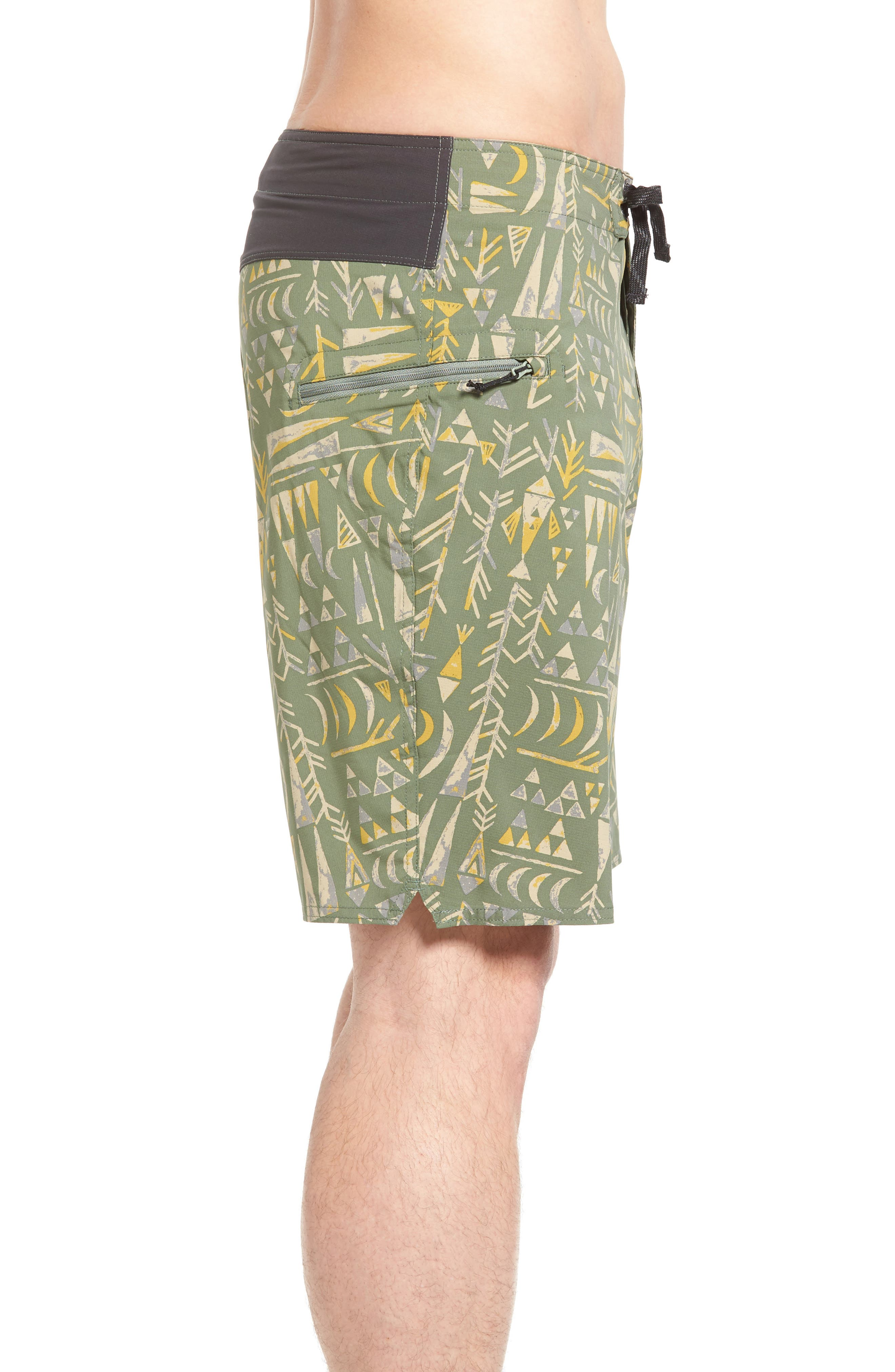 Stretch Planing Board Shorts,                             Alternate thumbnail 14, color,